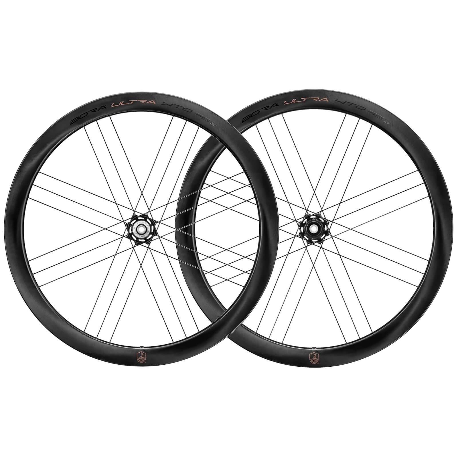 Campagnolo Bora Ultra WTO 45 Disc Brake Wheelset - Shimano