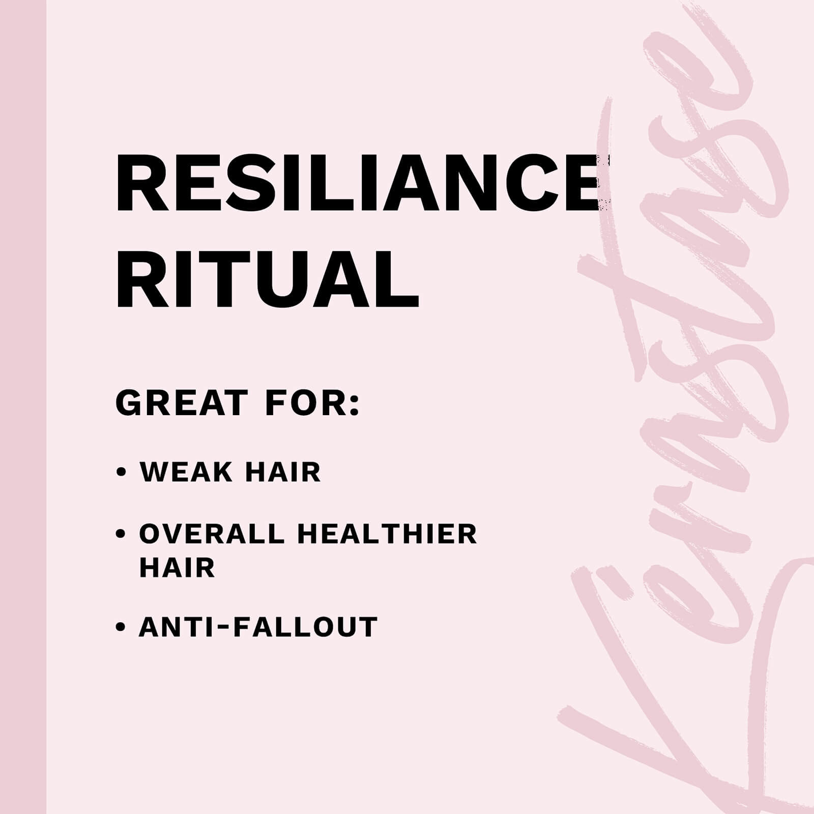 LOOKFANTASTIC x Kérastase Limited Edition Beauty Boxes (Each worth over £58) - Kérastase Resilience Ritual Limited Edition Box