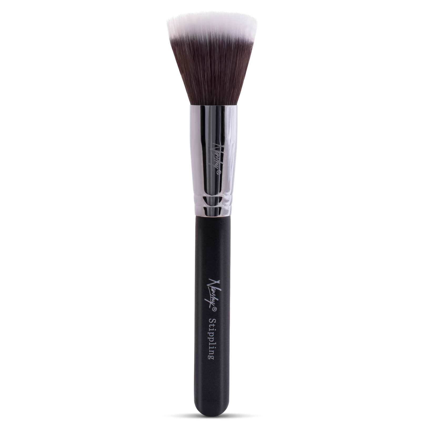 Купить Кисть для растушевки Nanshy Stippling Brush - черный оникс