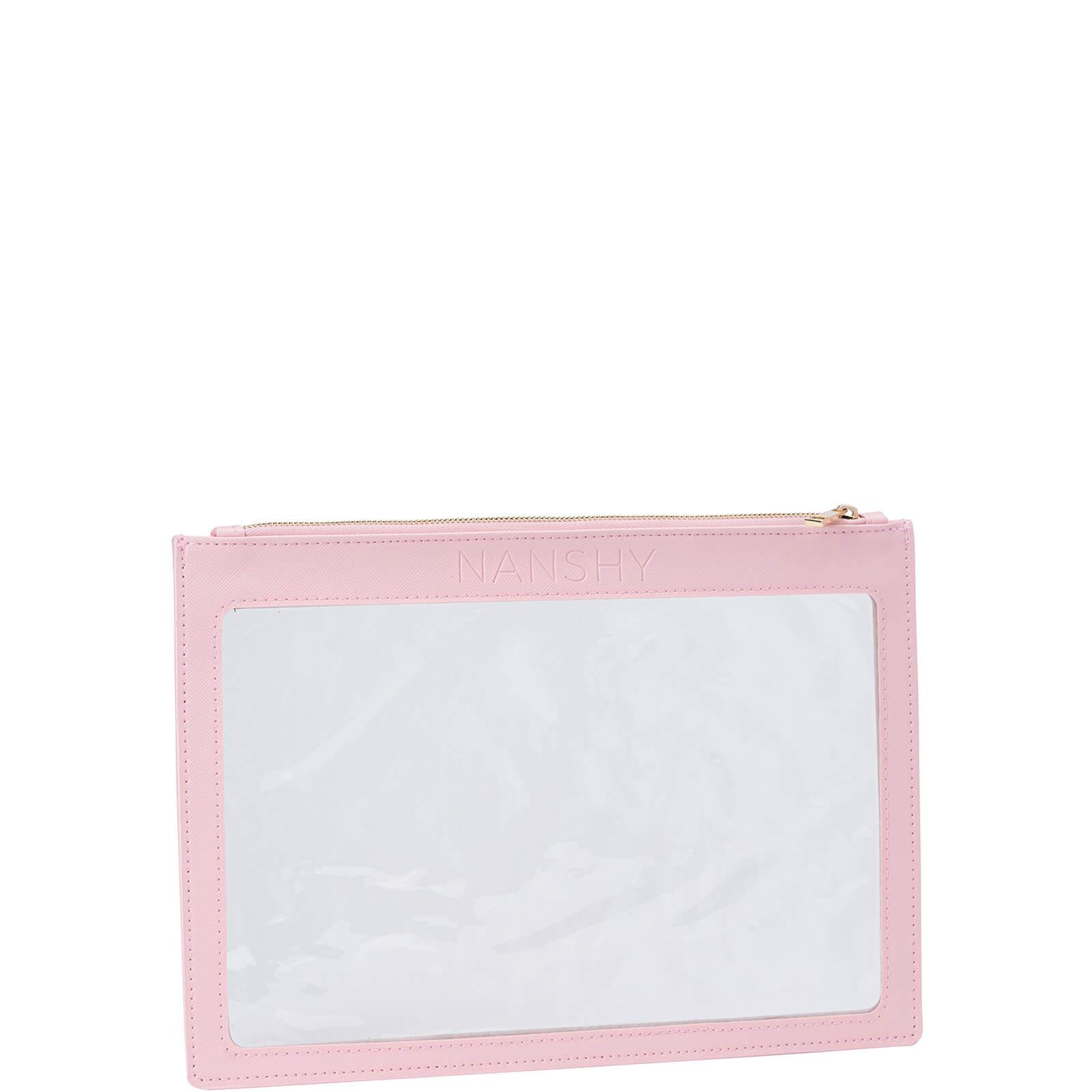 Купить Nanshy Clear Pouch - Pink