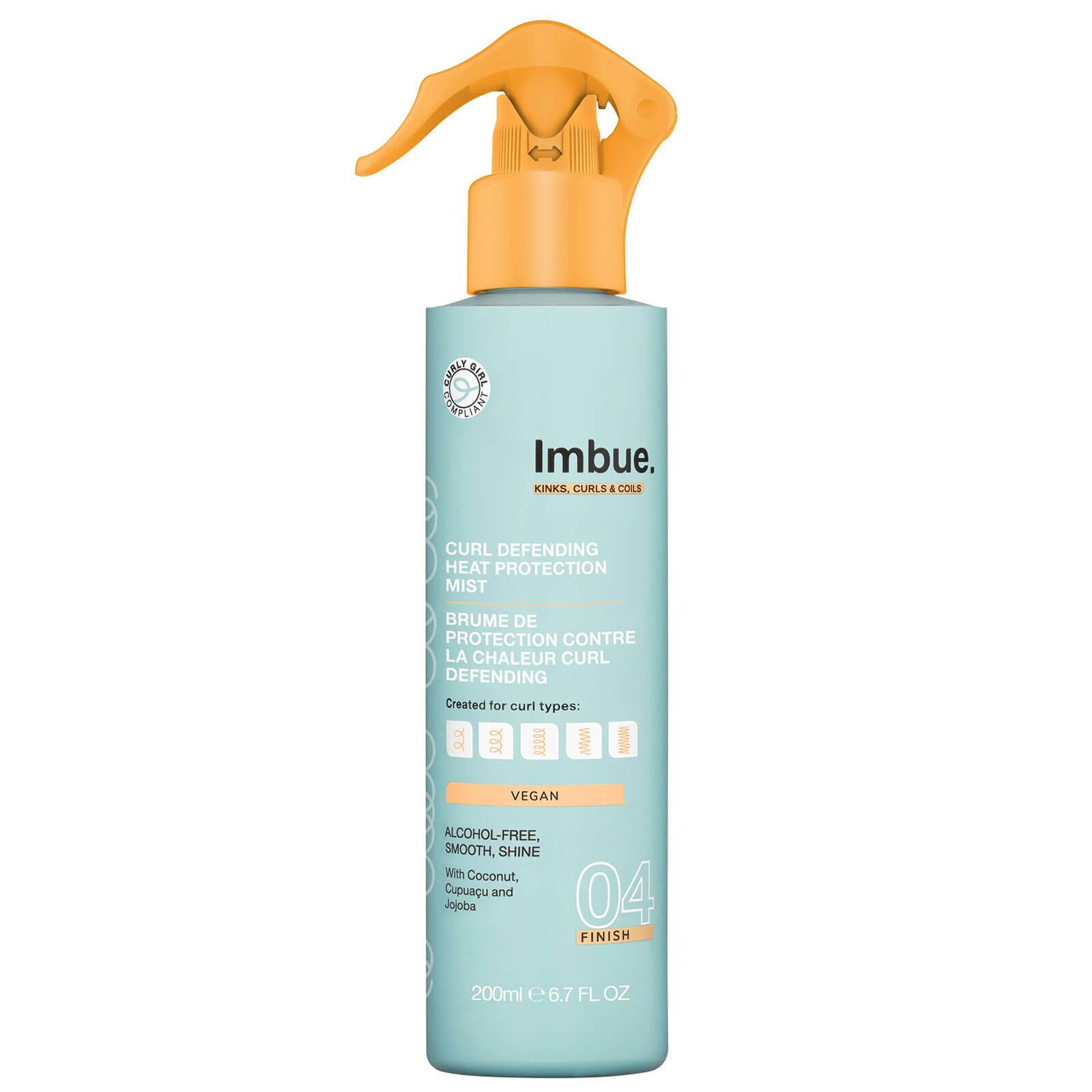 Imbue Curl Defending Heat Protection Mist 200ml  - Купить