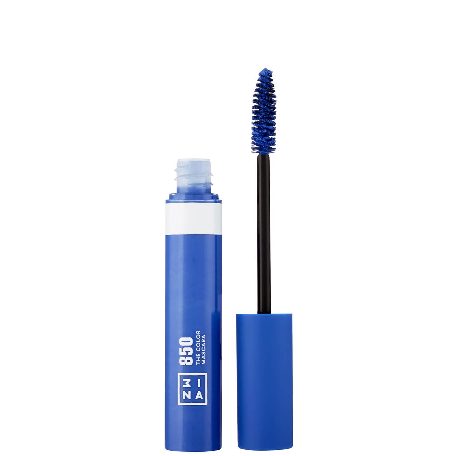 3INA Makeup The Colour Mascara (Various Shades) - Blue