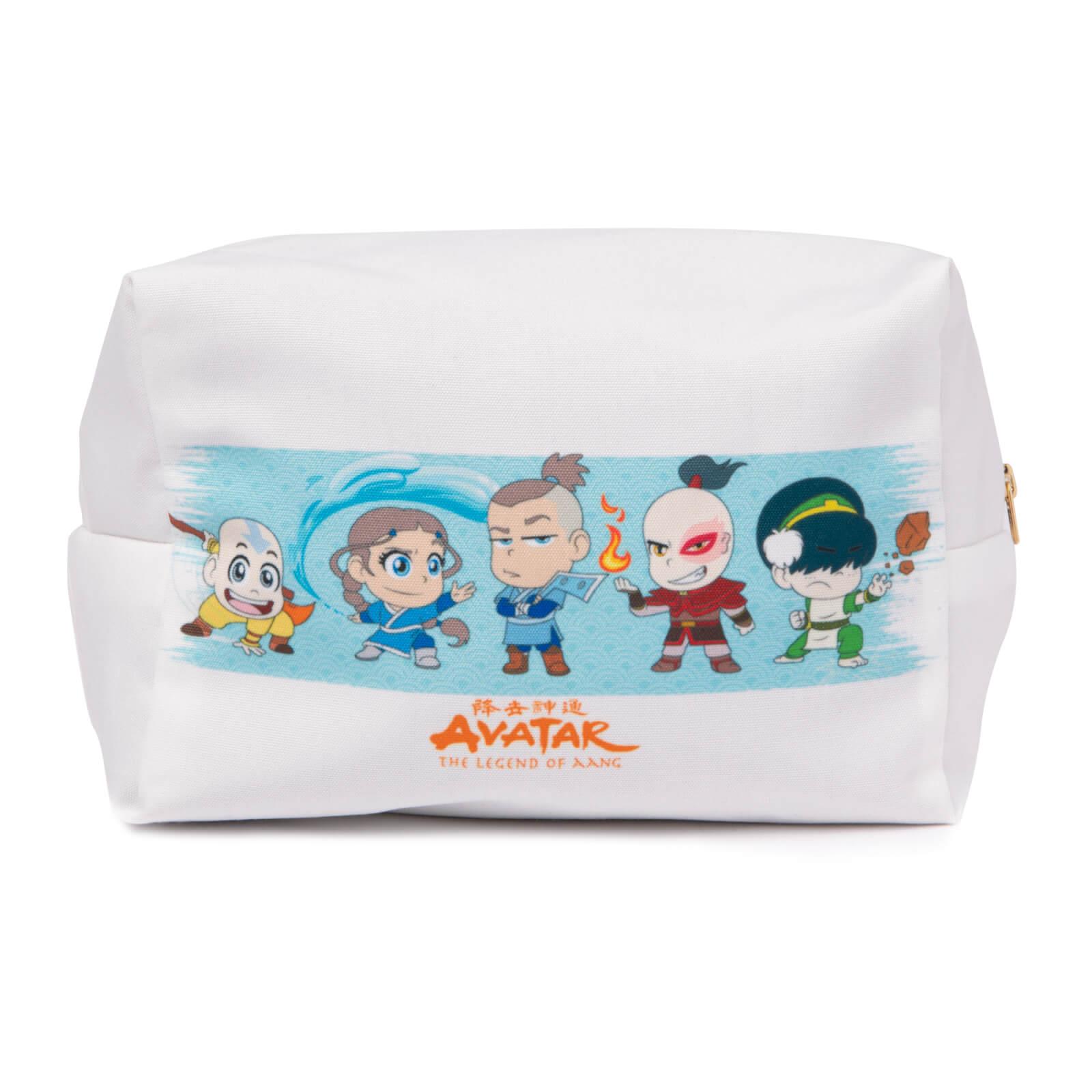 Avatar Chibis Wash Bag