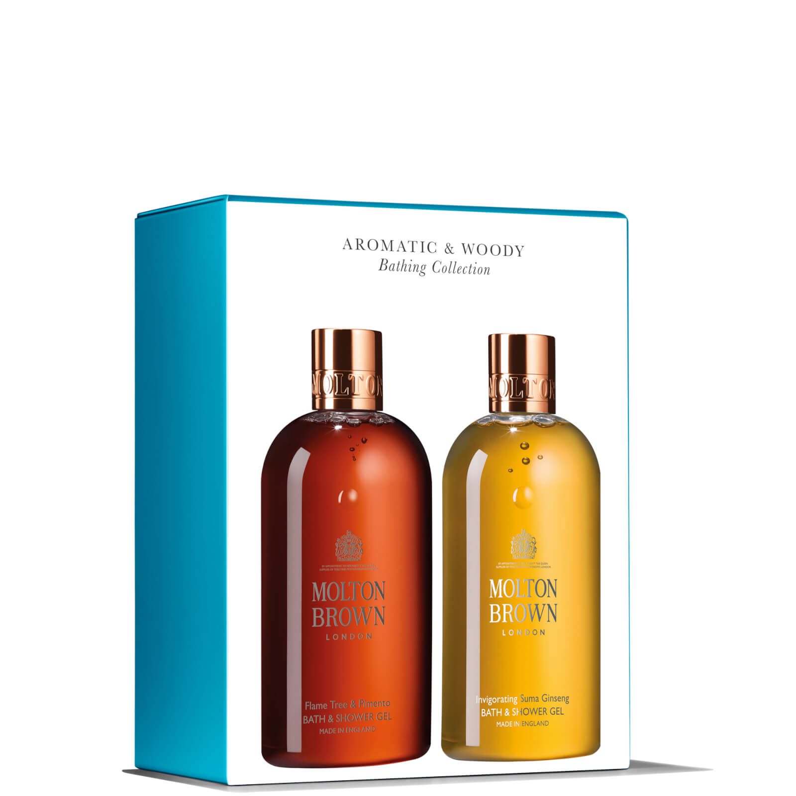 Molton Brown Aromatic and Woody Gift Set