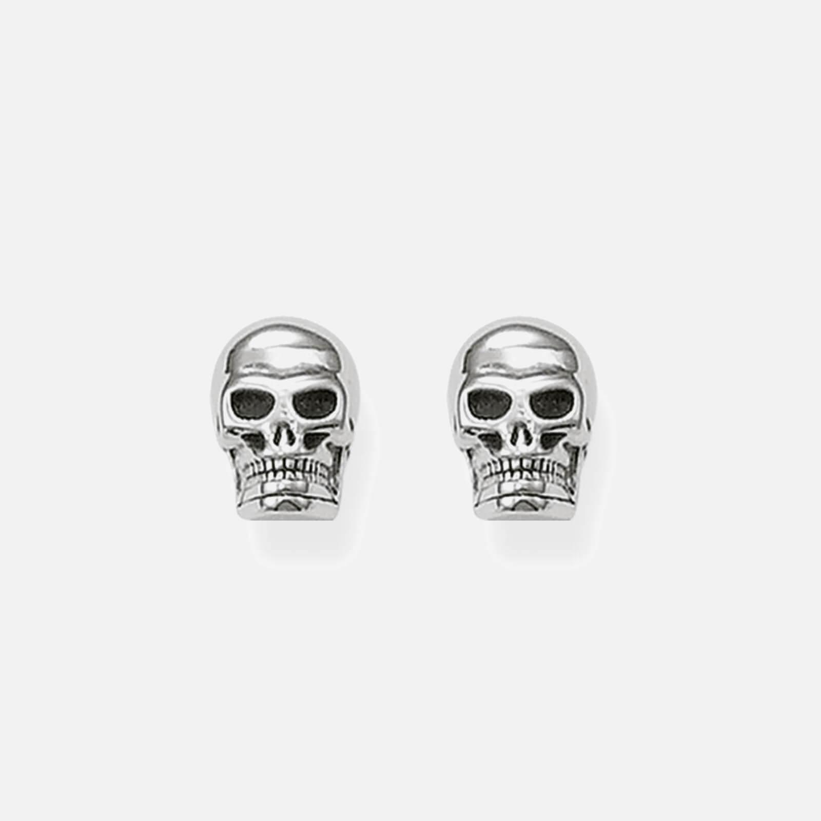 Thomas Sabo Women's Ear Studs Skull - Plain