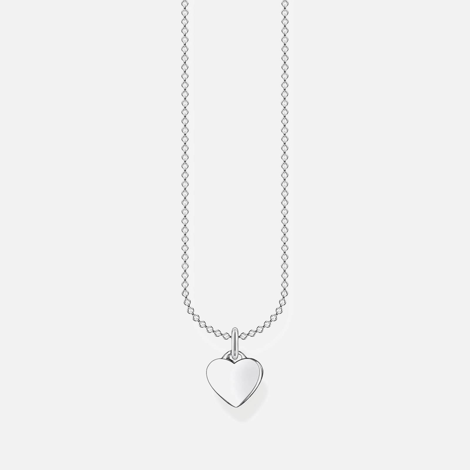 Thomas Sabo Women's Heart Necklace - Silver