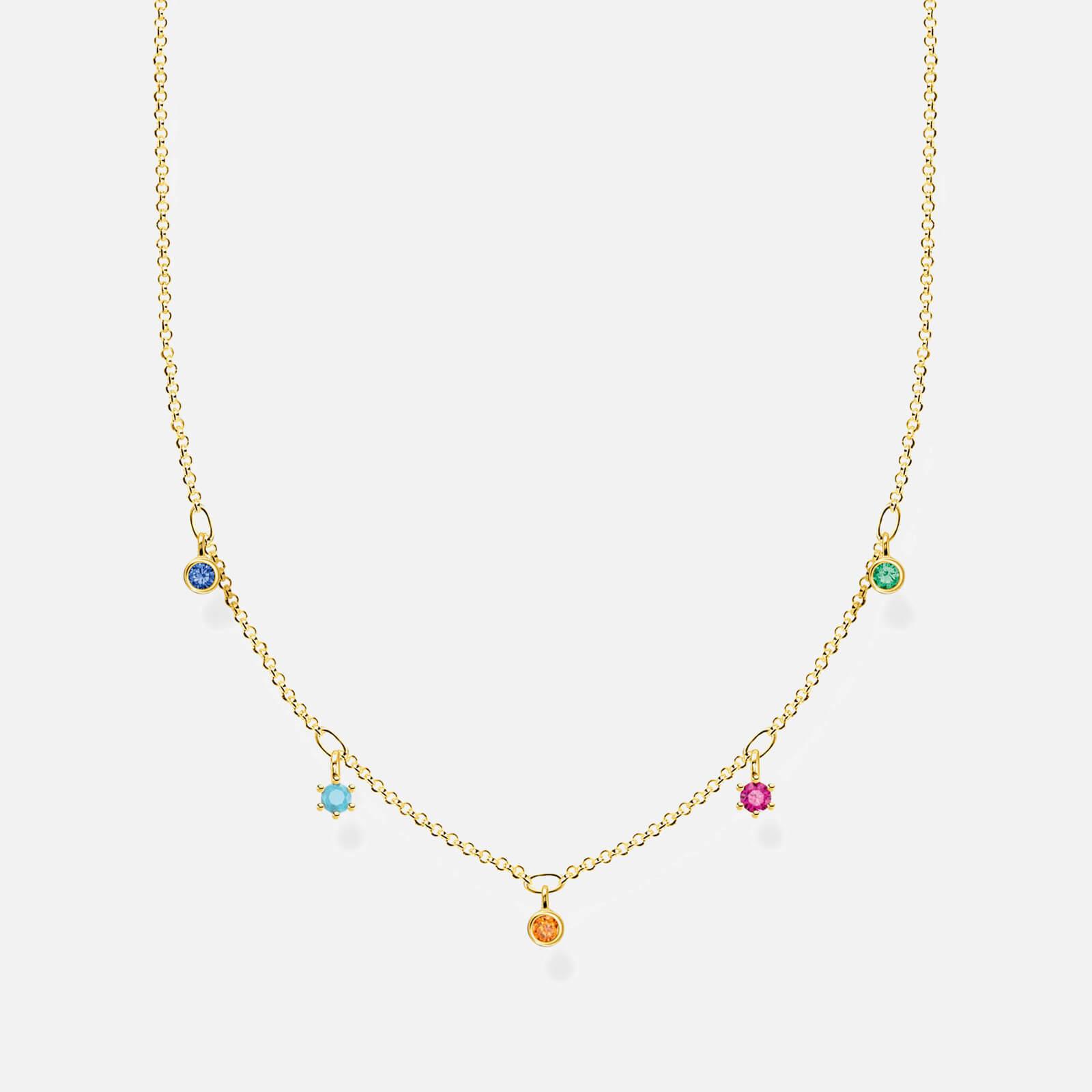 Thomas Sabo Women's Necklace - Multicoloured
