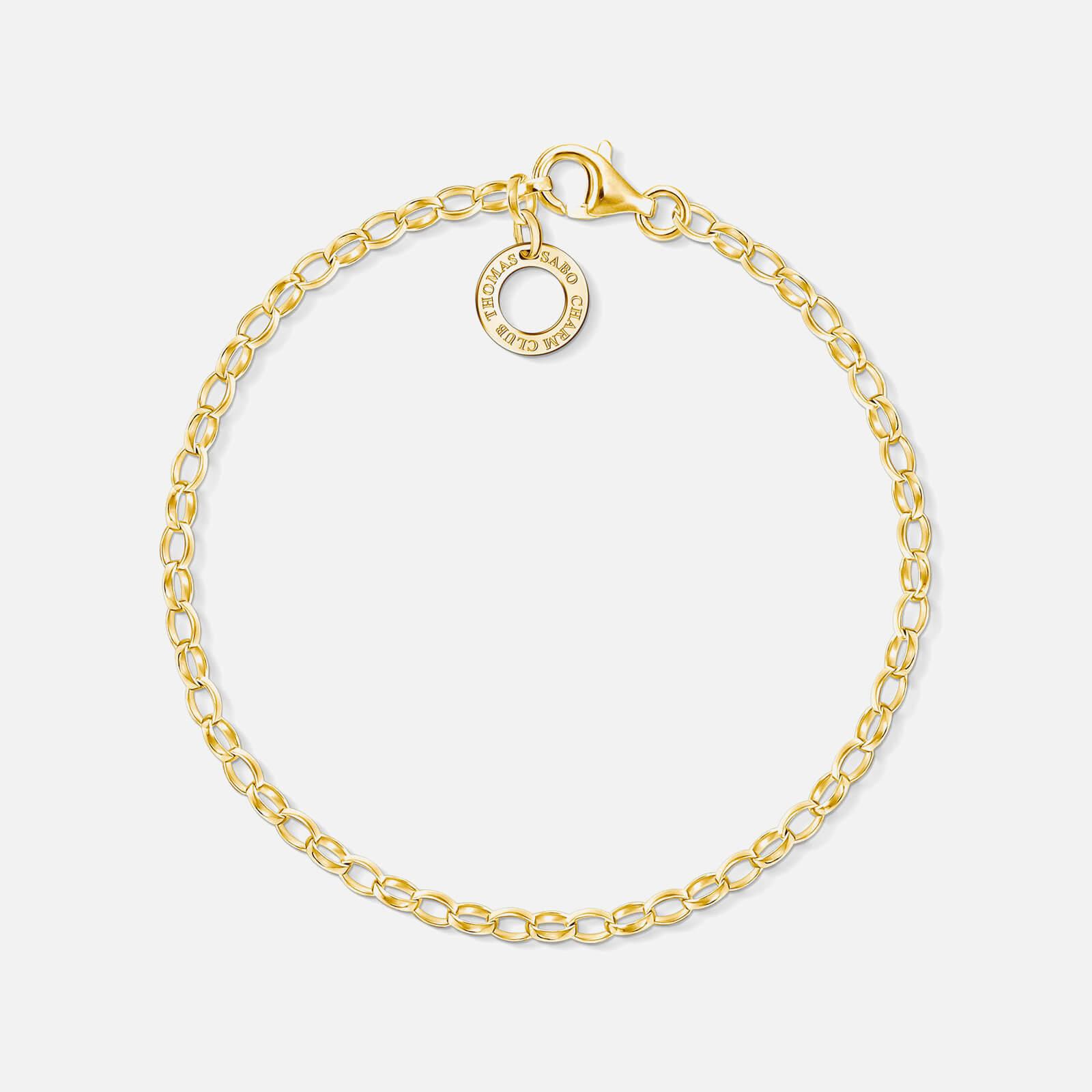 Thomas Sabo Women's Bracelet Chain - Yellow Gold