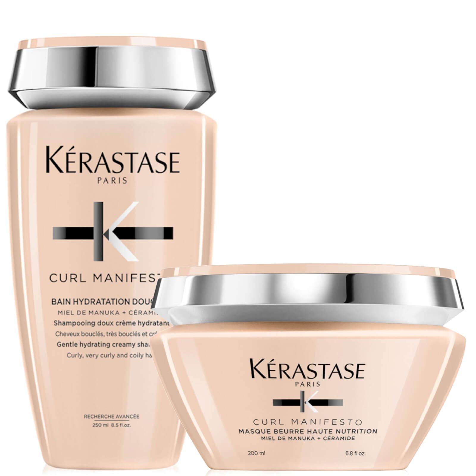 Kérastase Coily Hair Duos Bundle