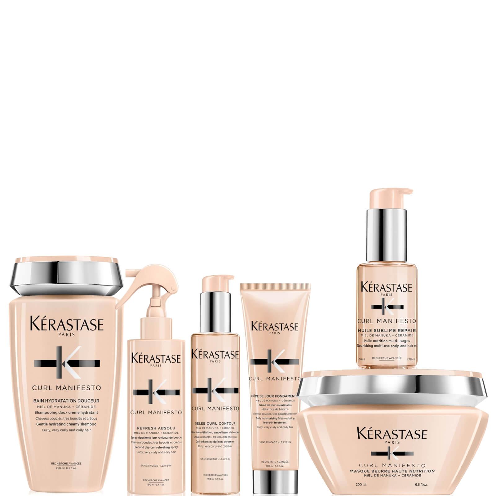 Kérastase Complete Care for Coily Hair Bundle
