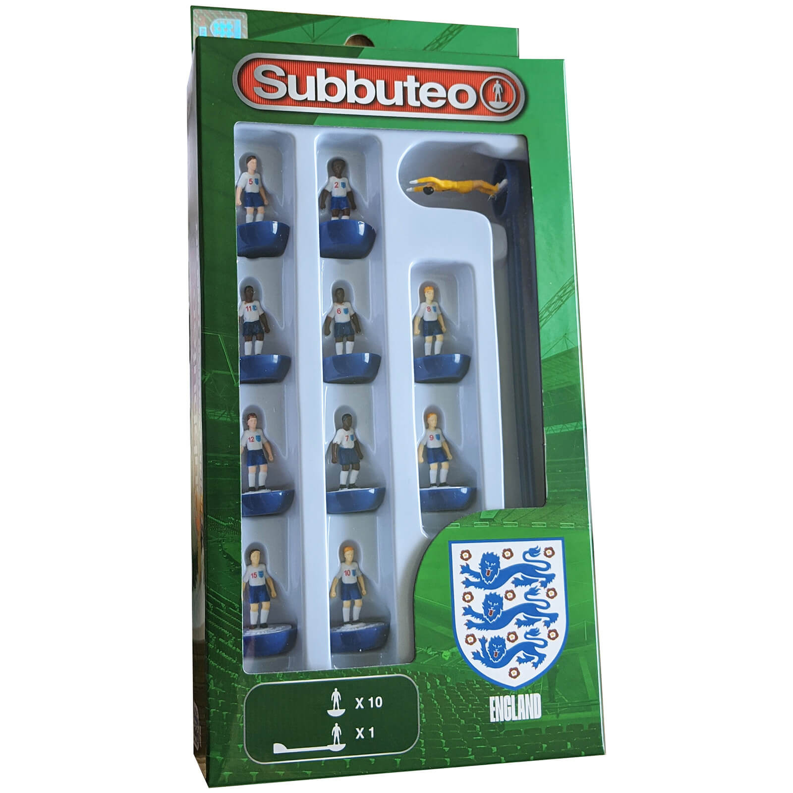 Image of Subbuteo England Team Set