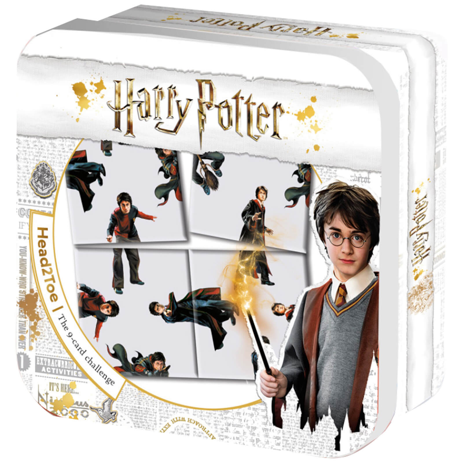 Image of Harry Potter Top 2 Toe Ultimate 9 Card Puzzle Challenge