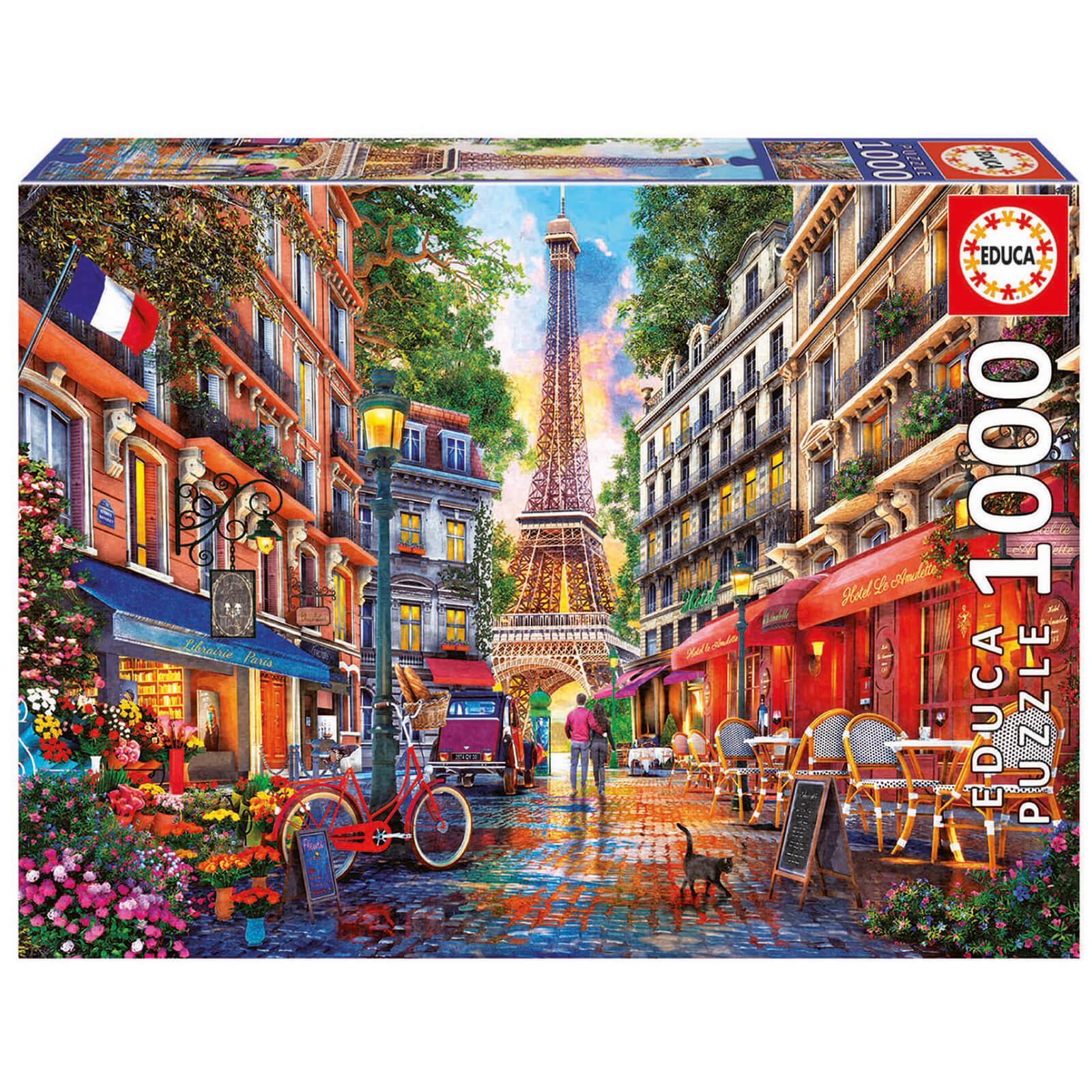 Image of Paris Dominic Davison Jigsaw Puzzle (1000 Pieces)