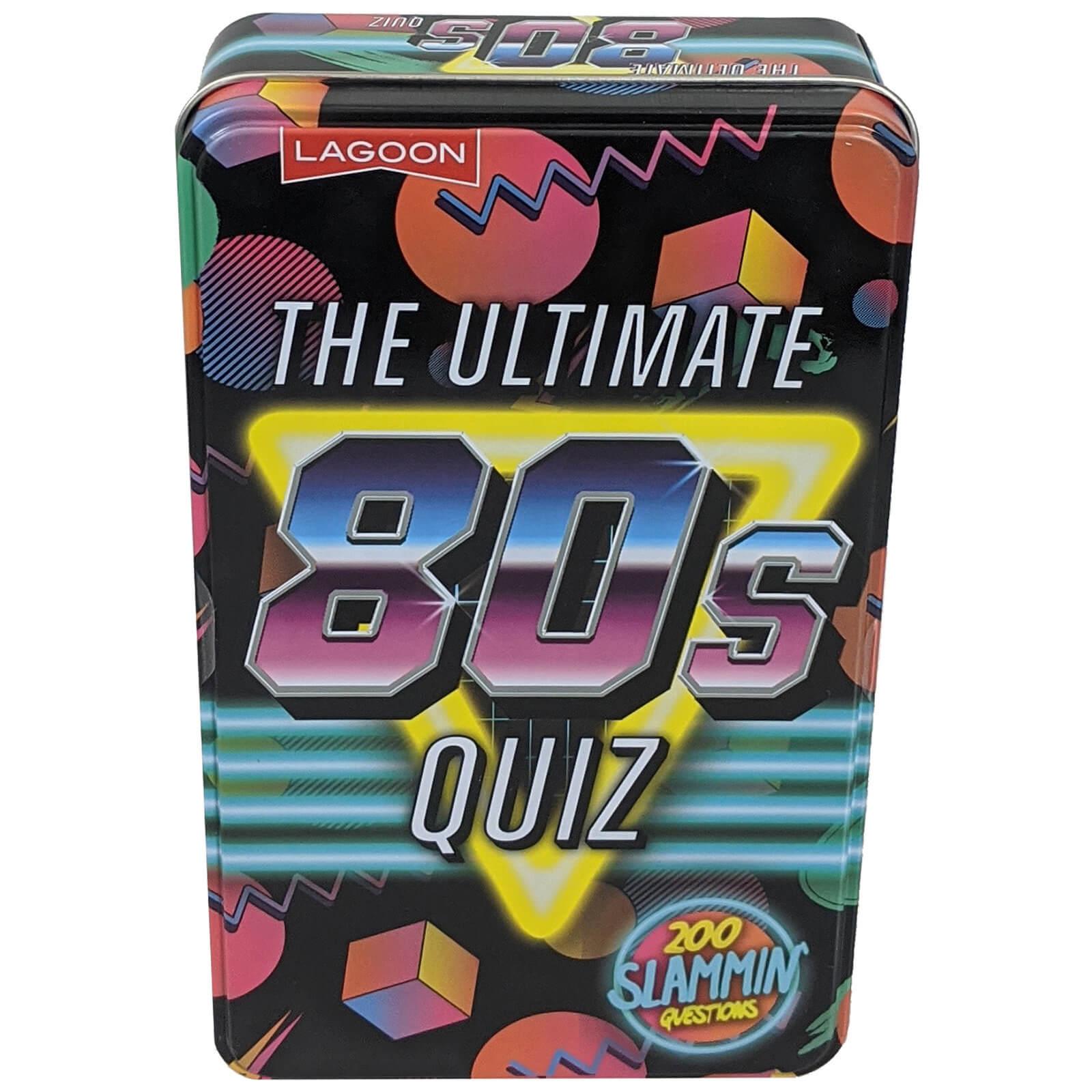 Ultimate 80s Quiz Trivia Game
