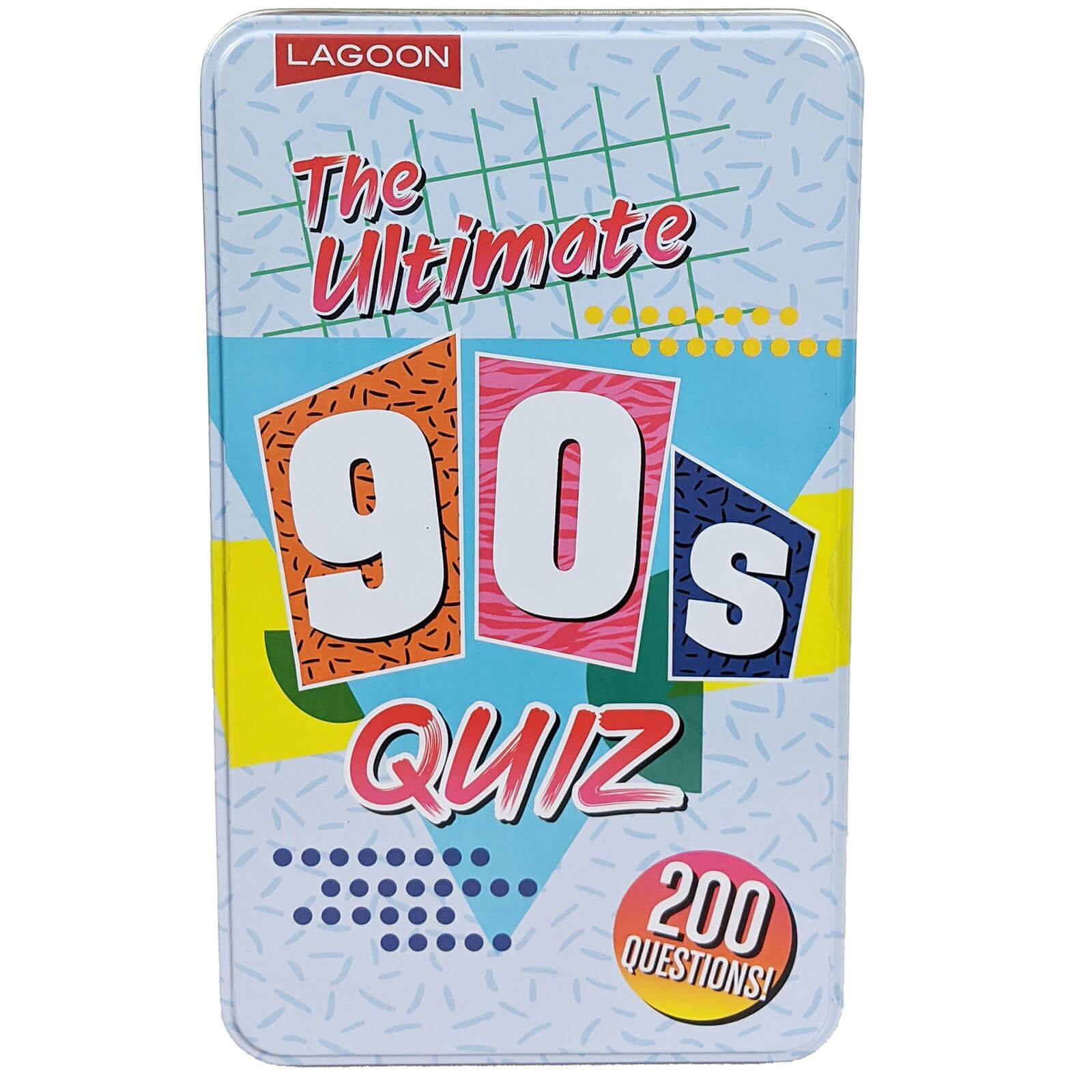 Ultimate 90s Quiz Trivia Game