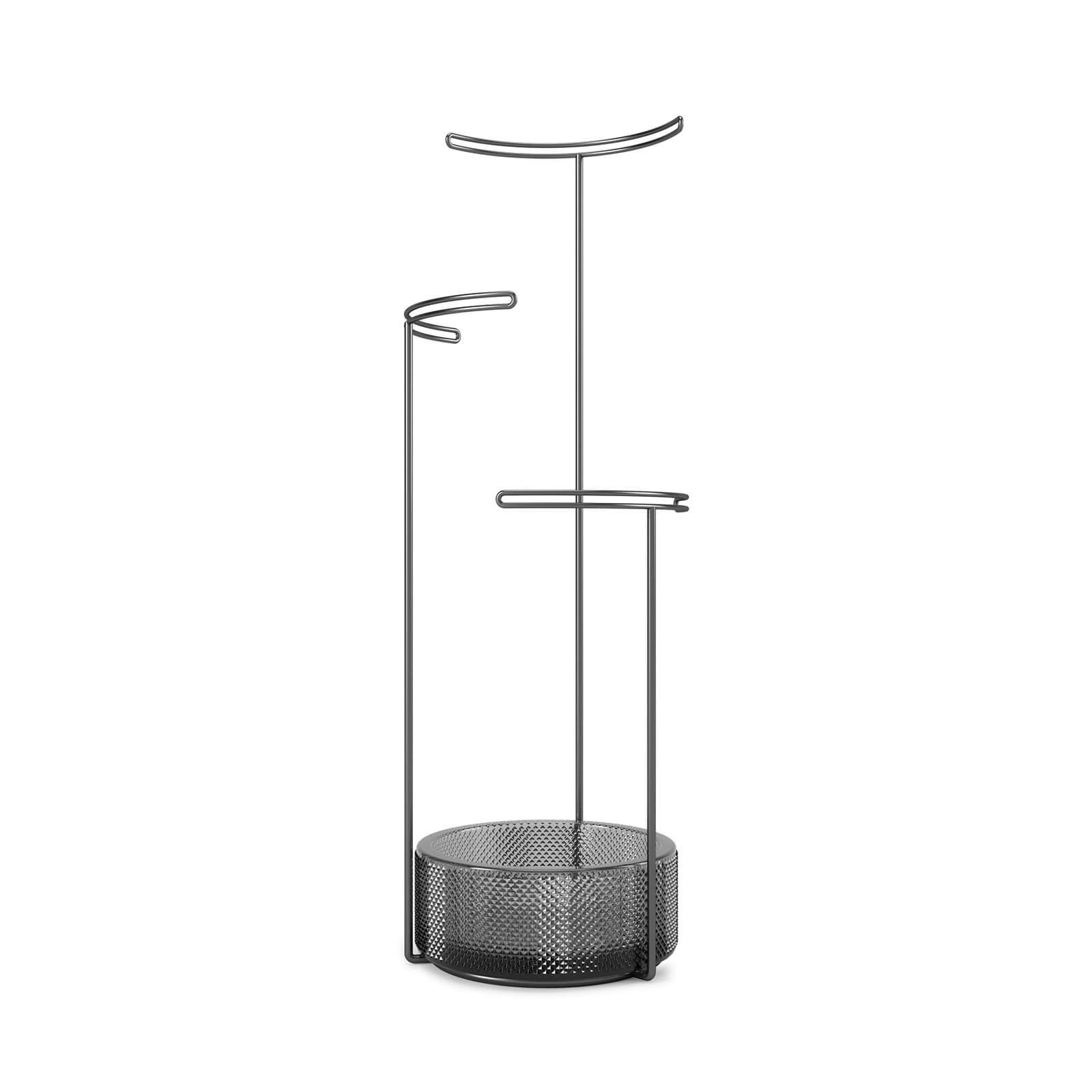 Umbra Tesora Jewellery Stand - Smoke