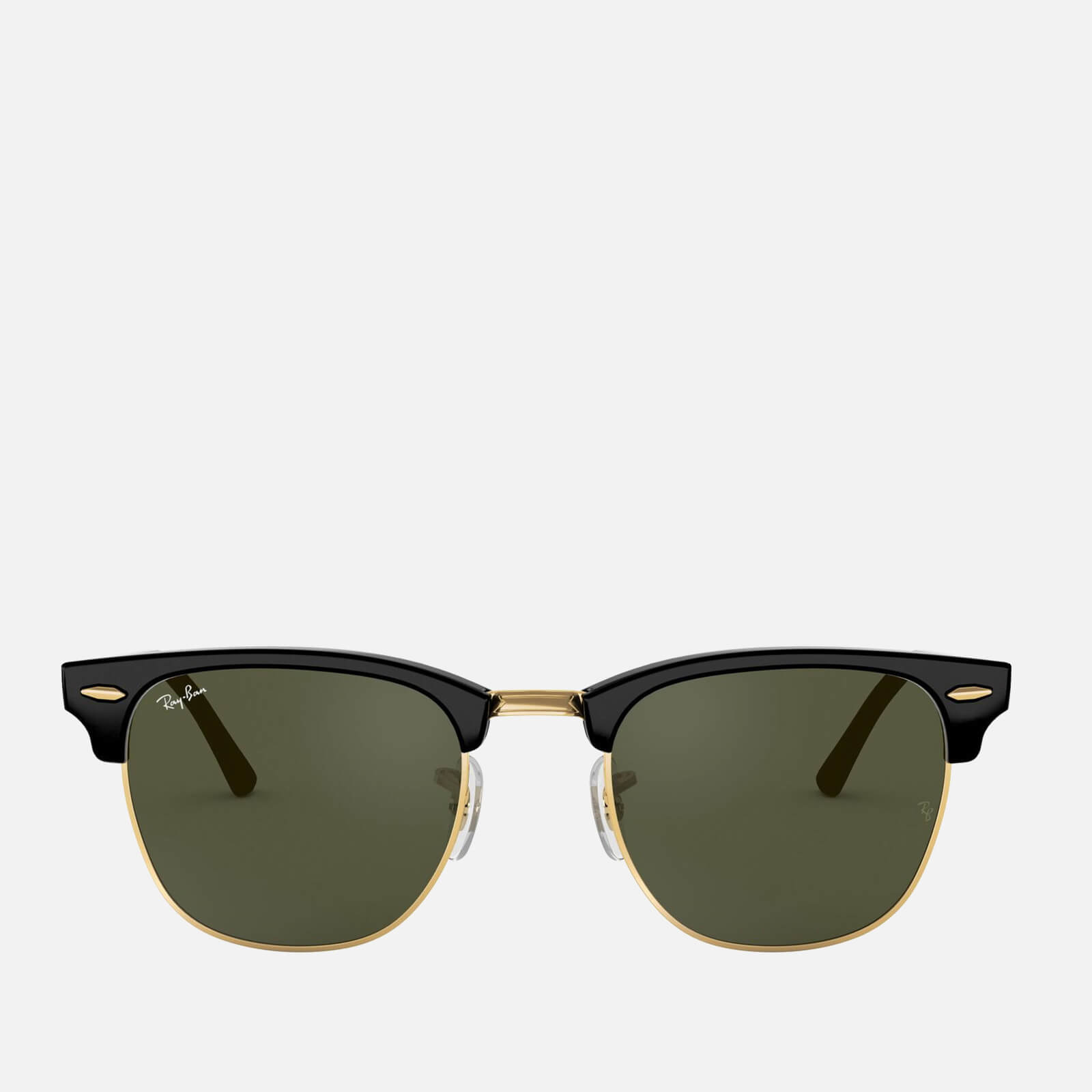 Ray-Ban Women's Clubmaster Sunglasses - Black