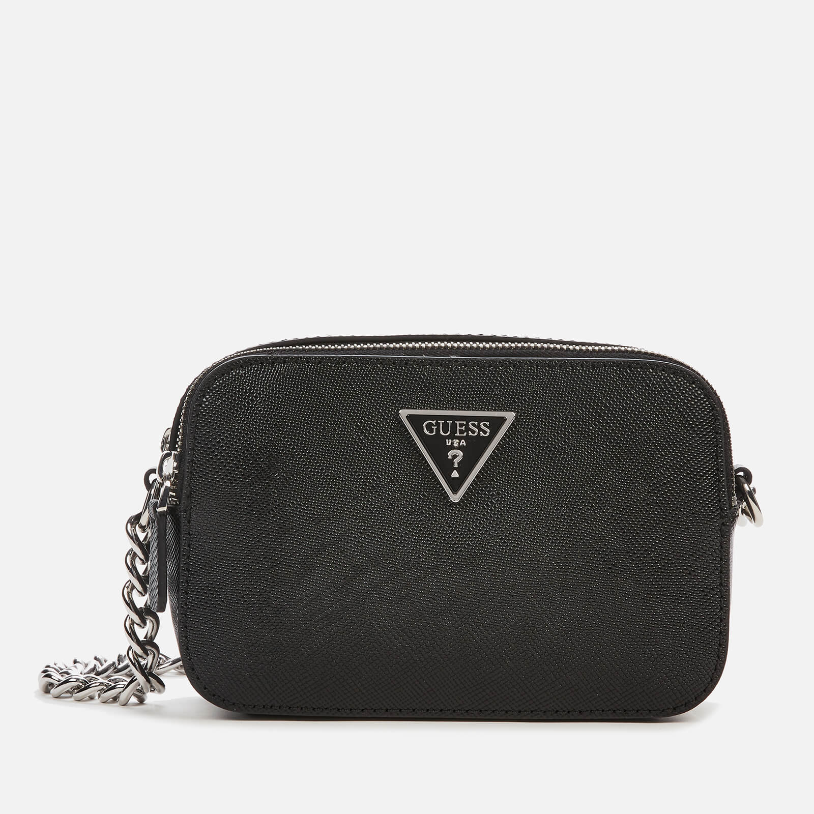 Guess Women's Noelle Cross Body Camera Bag - Black