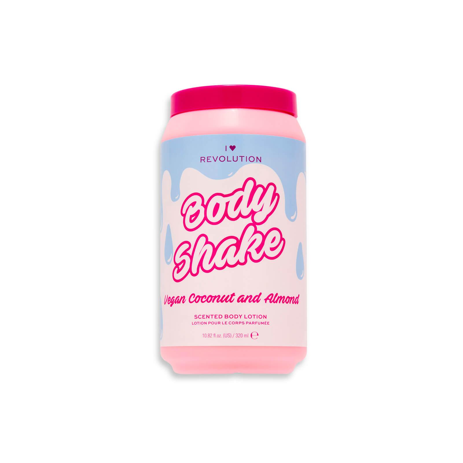 Купить I Heart Revolution Tasty Shower Milkshake Vegan Coconut and Almond