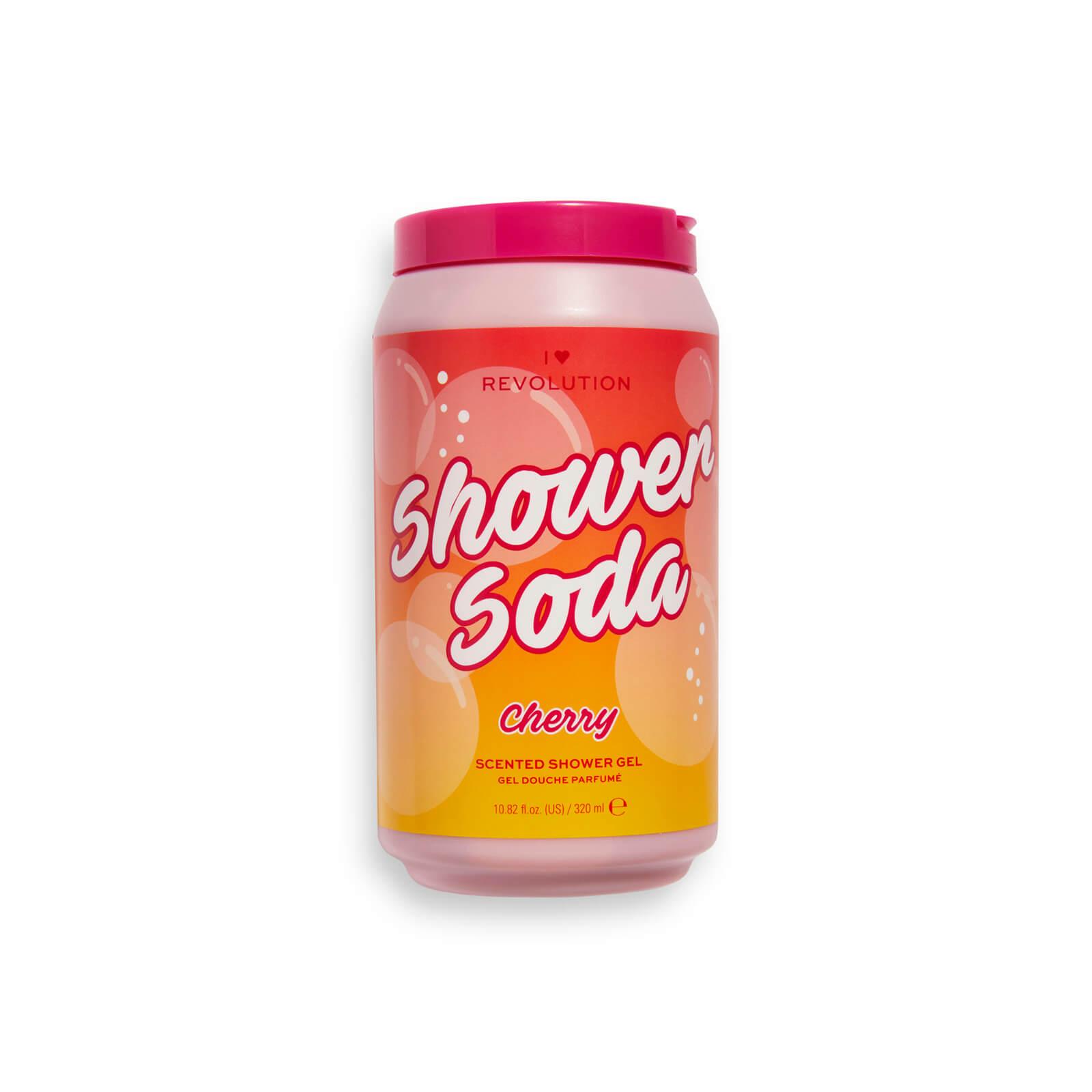 Купить I Heart Revolution Tasty Shower Soda Cherry