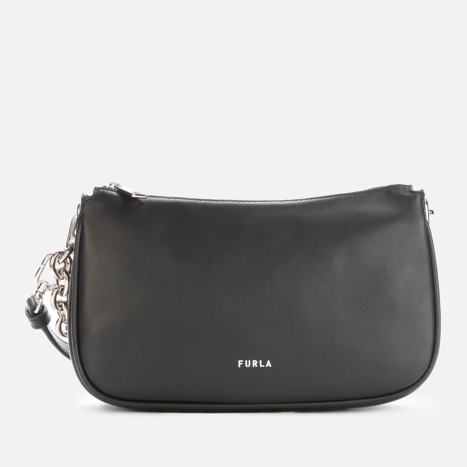 Furla Women's Moon S Shoulder Bag - Black