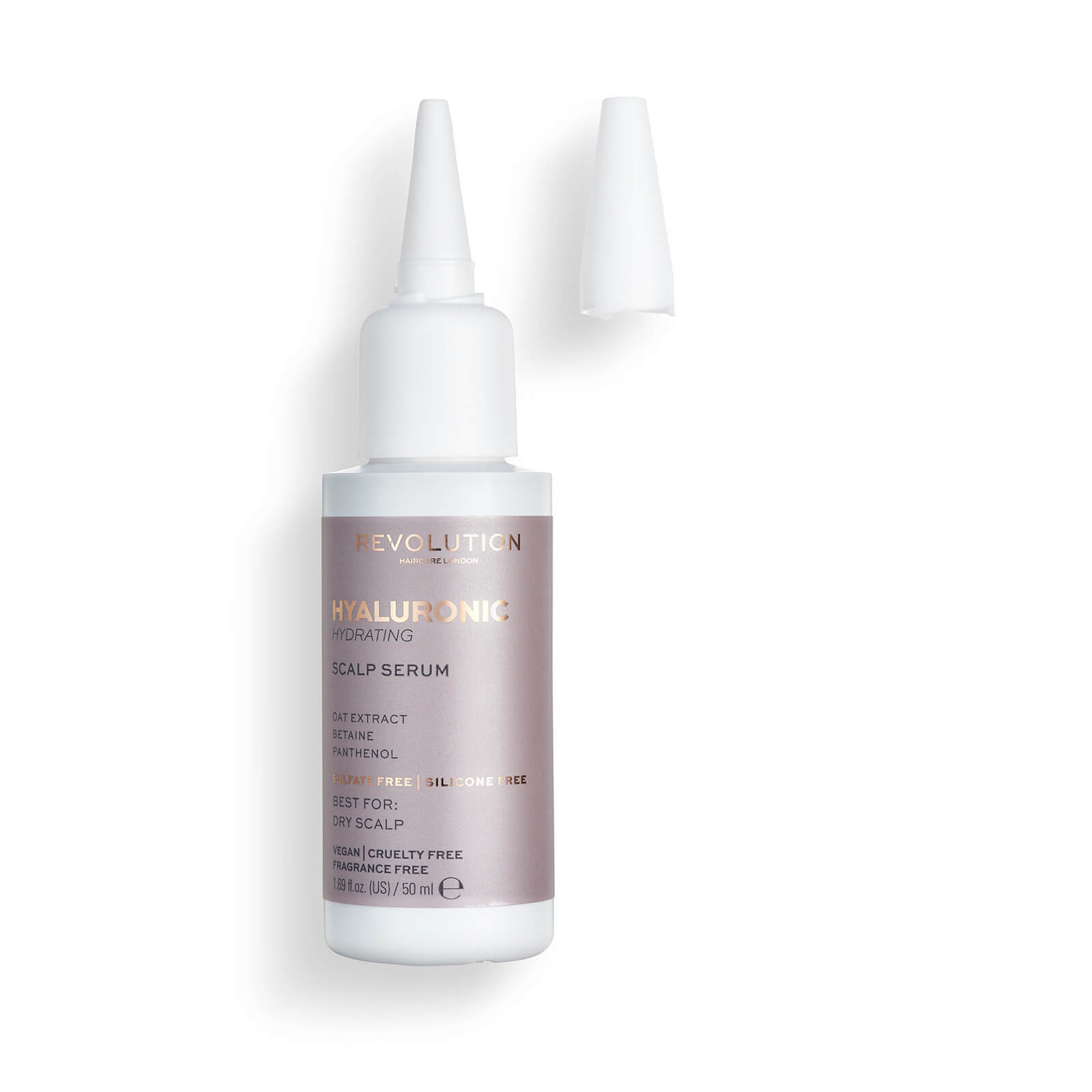 Revolution Beauty Haircare Hyaluronic Acid Hydrating Serum for Dry Dandruff 250ml