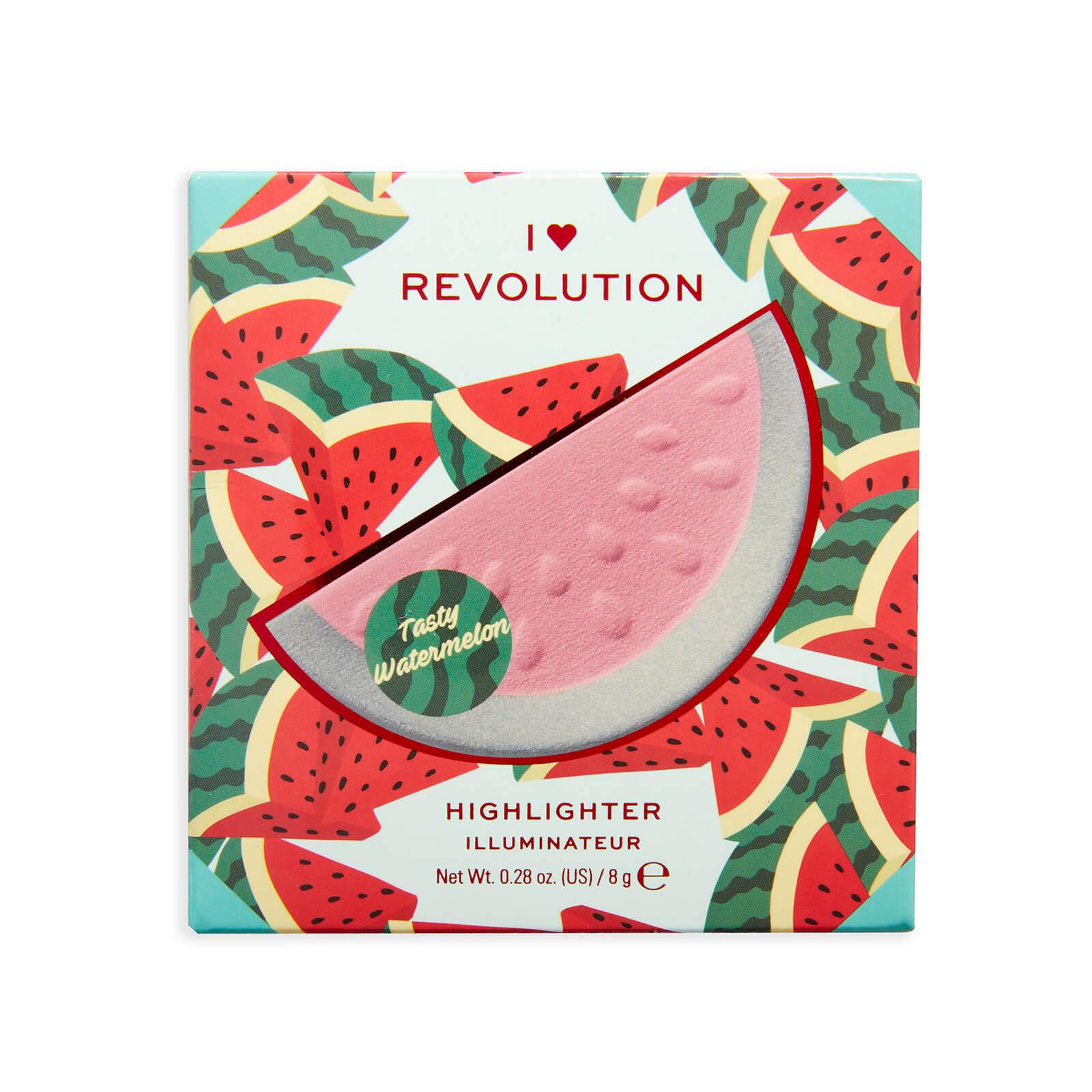 Купить Revolution Beauty I Heart Revolution Tasty 3D Watermelon Highlighter