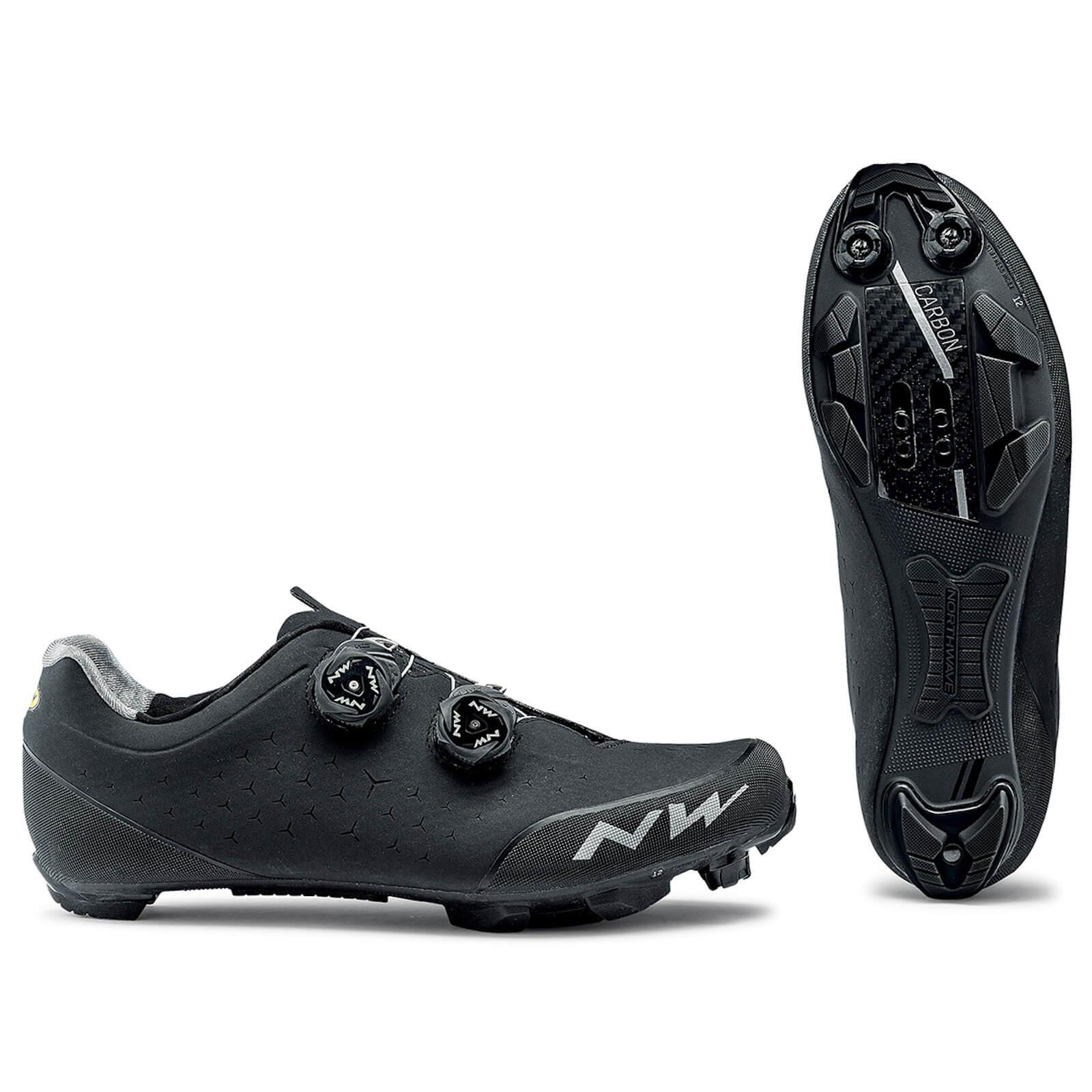 Northwave Rebel 2 MTB Shoes - EU41 - Antra/Red