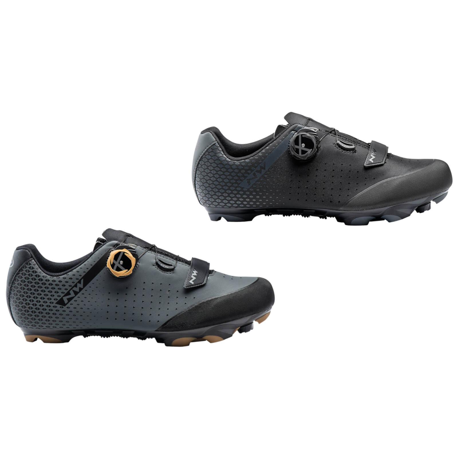 Northwave Origin Plus 2 MTB Shoes - EU42 - Black/Anthra
