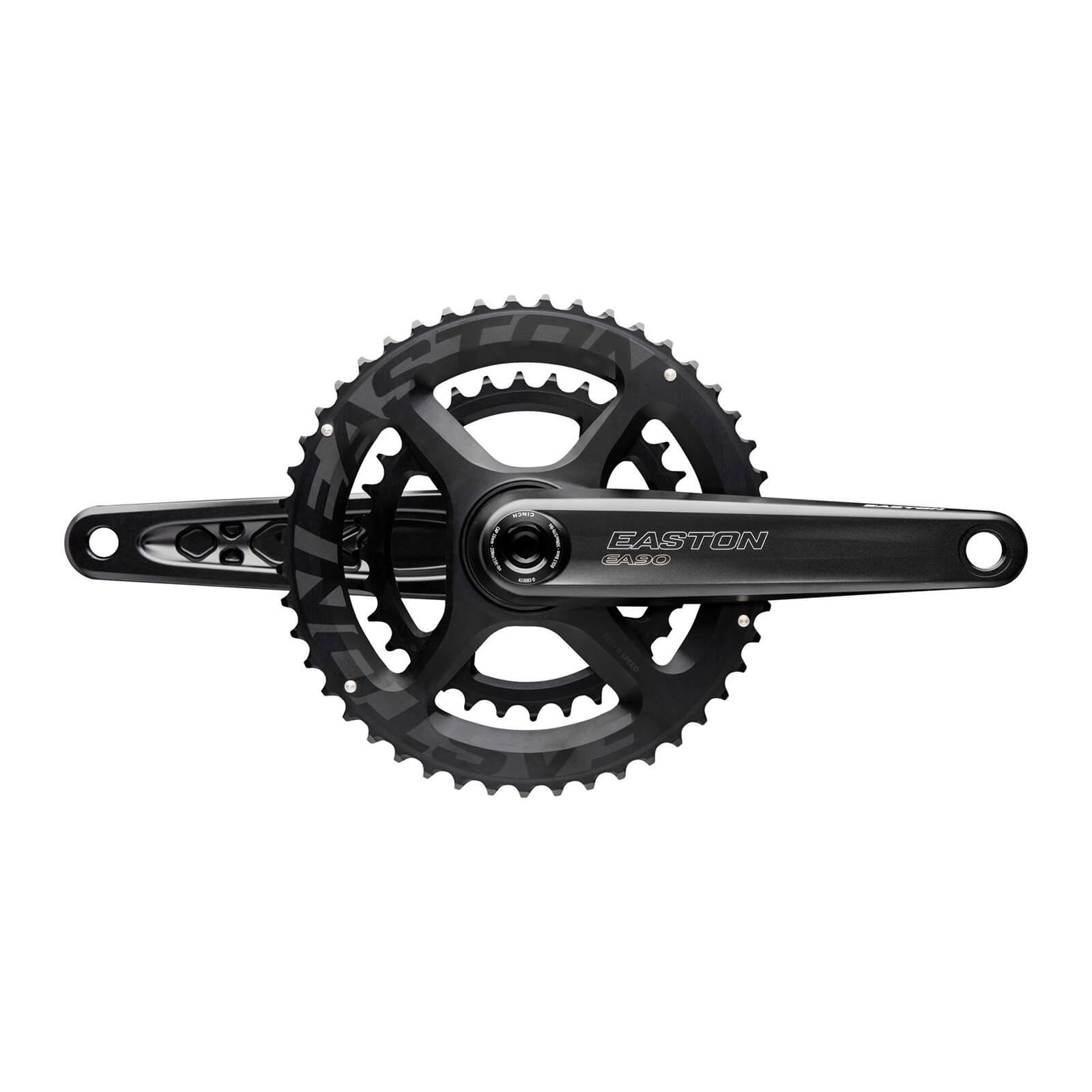 Easton EA90 2x Chainset - 50/34T - 170mm