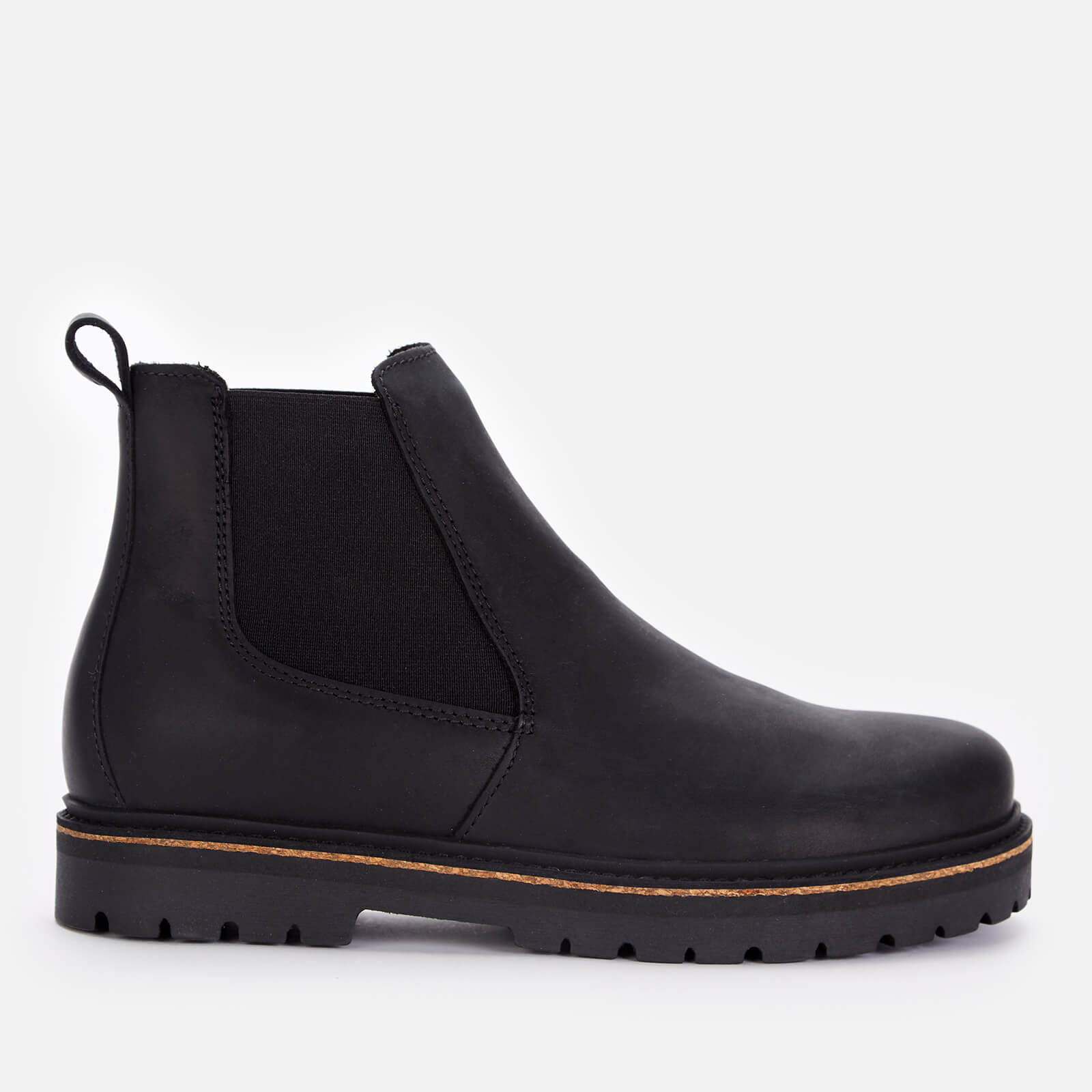 Birkenstock Women's Stalon Nubuck Chelsea Boots - Black - UK 8