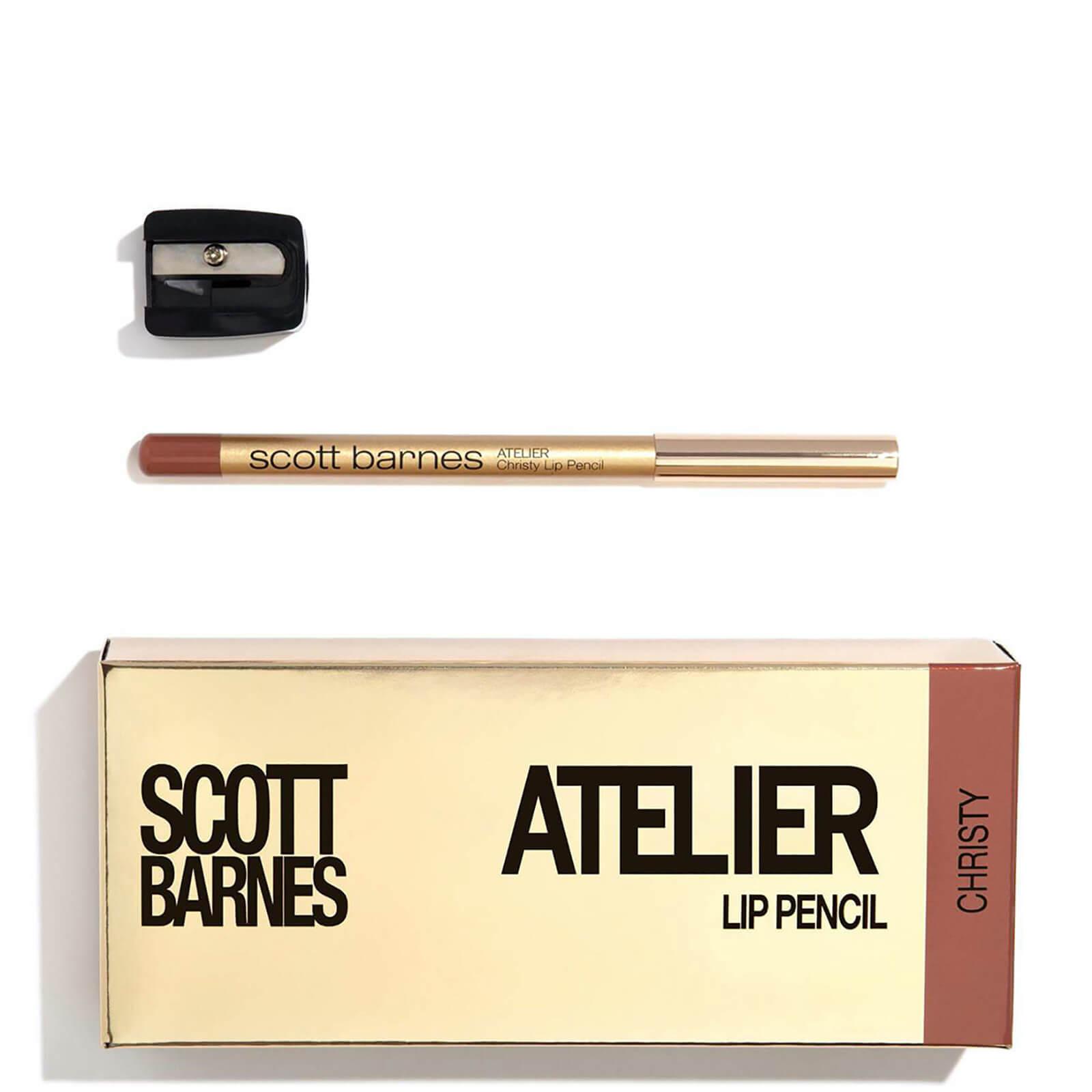 Scott Barnes Atelier Lip Liner (Various Shades) - Christy