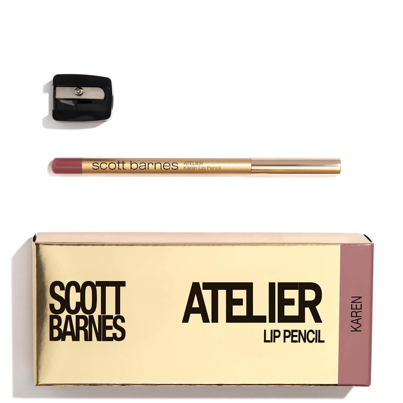 Scott Barnes Atelier Lip Liner (Various Shades) - Karen