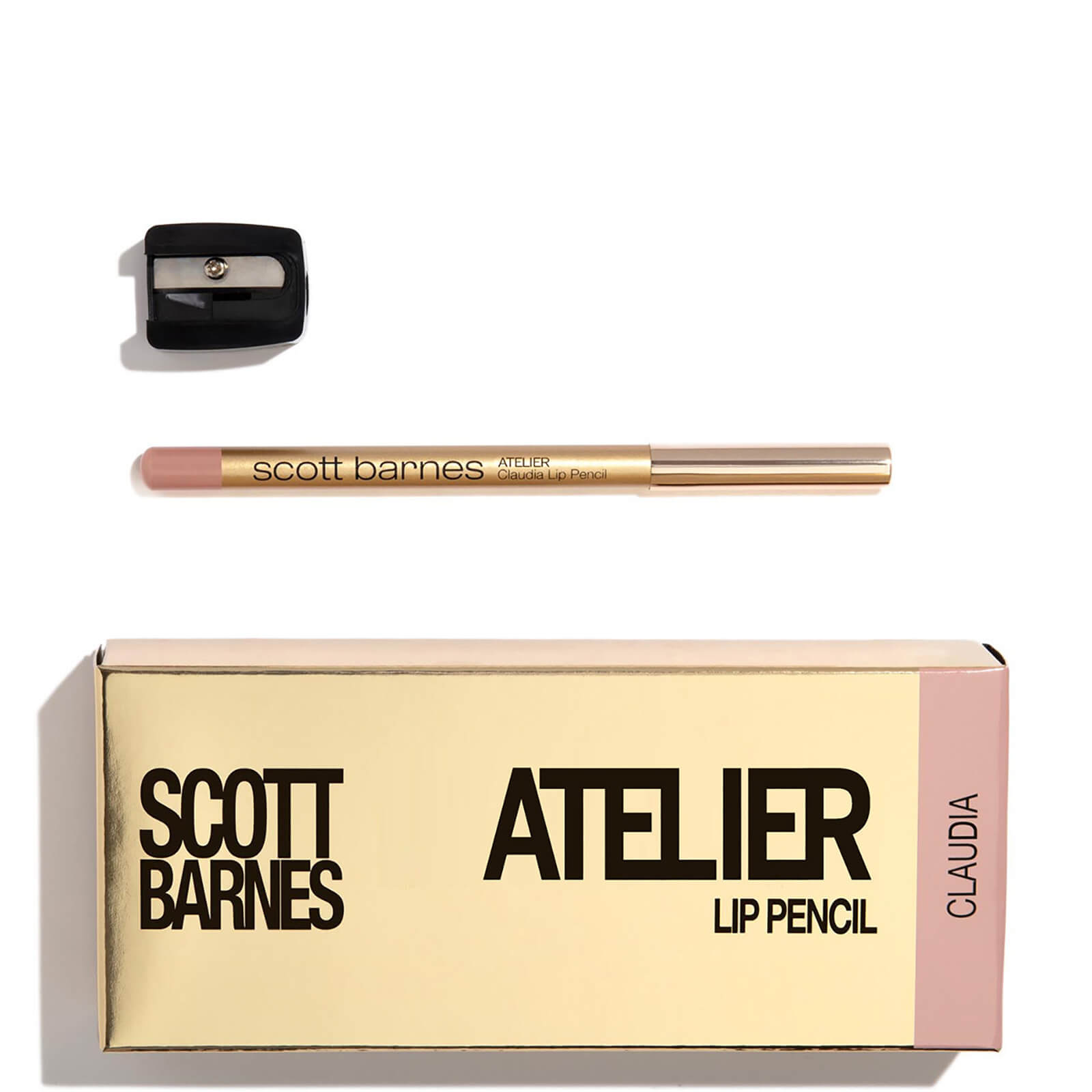 Scott Barnes Atelier Lip Liner (Various Shades) - Claudia
