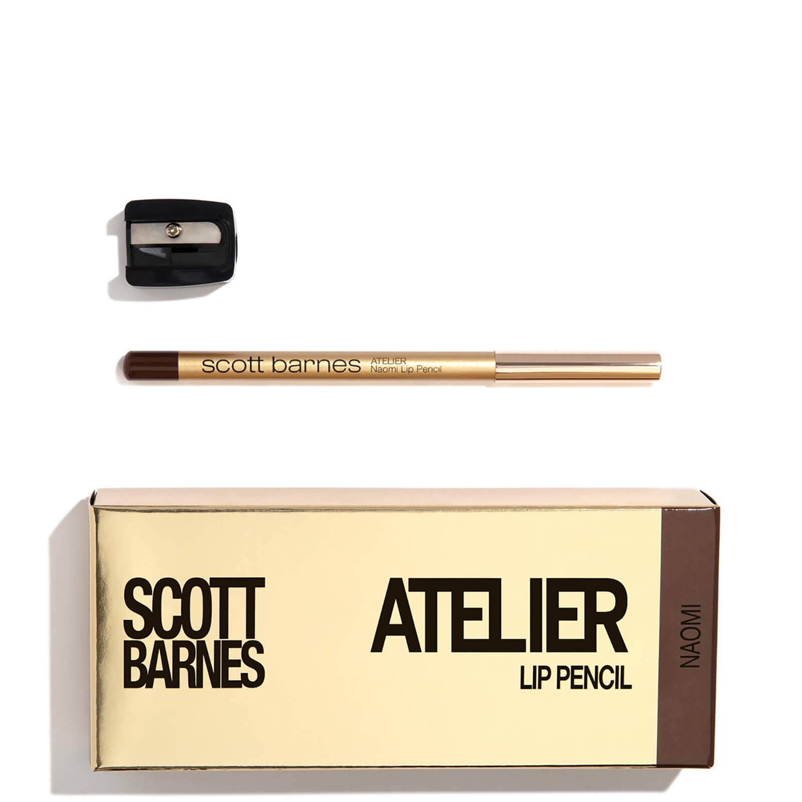 Купить Scott Barnes Atelier Lip Liner (Various Shades) - Naomi
