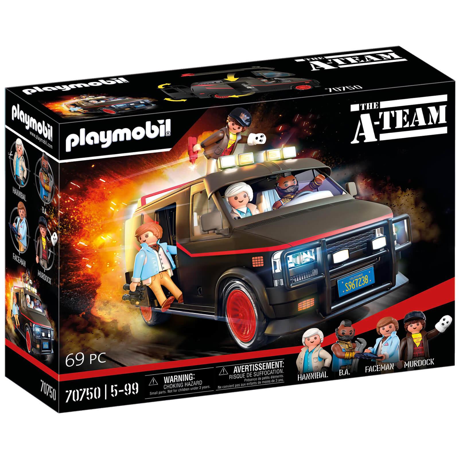 Playmobil The A Team Van (70750)