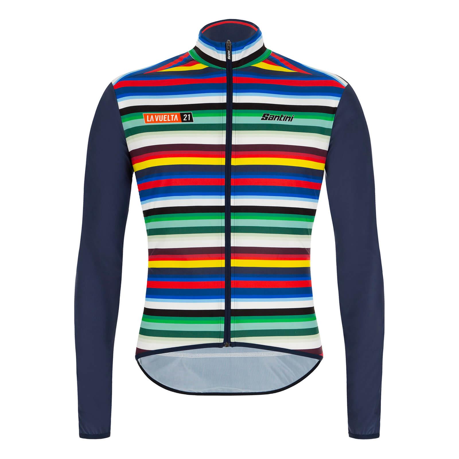 Santini La Vuelta 2021 Nebula Jacket - XL
