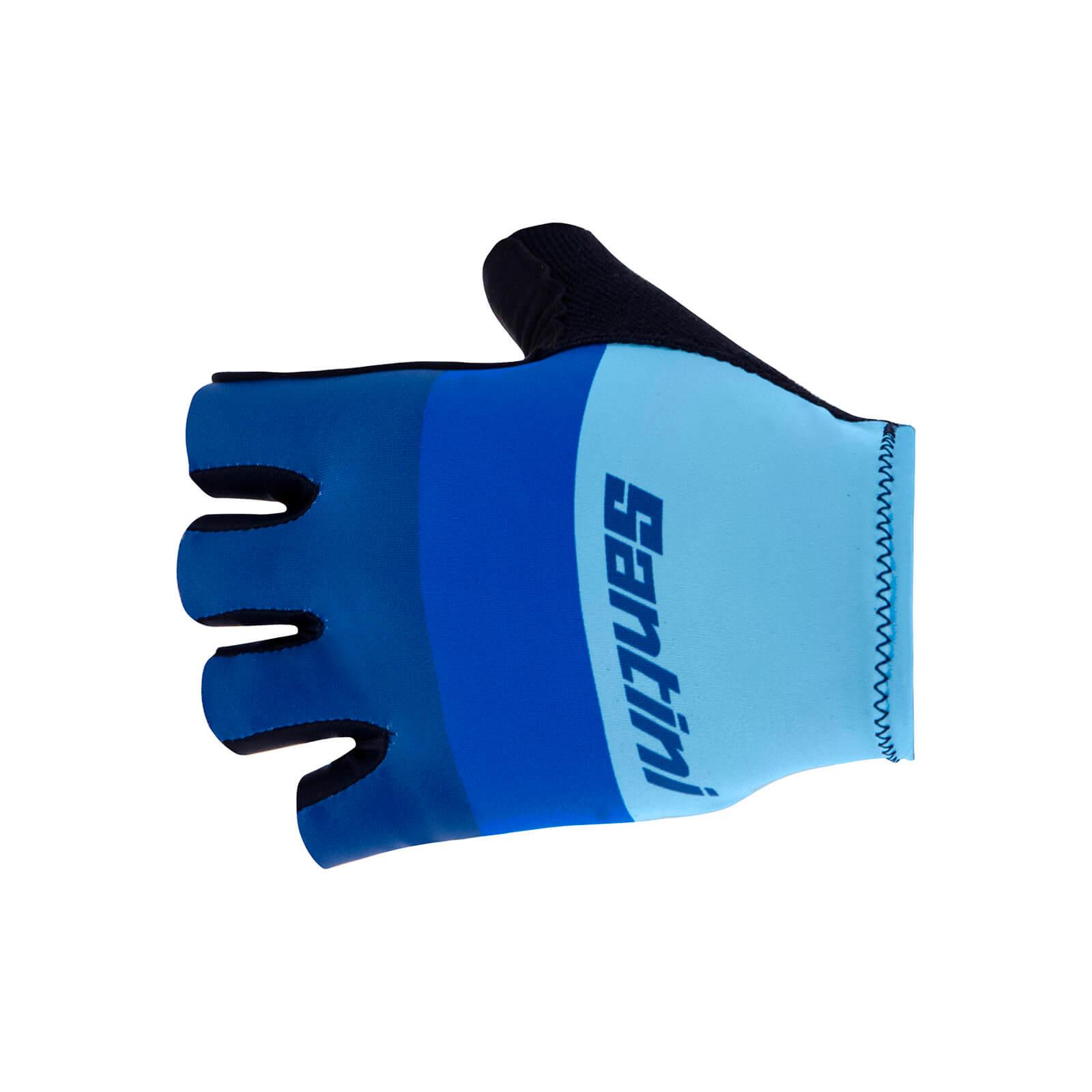 Santini La Vuelta 2021 Gamoniteiru Summer Gloves - L