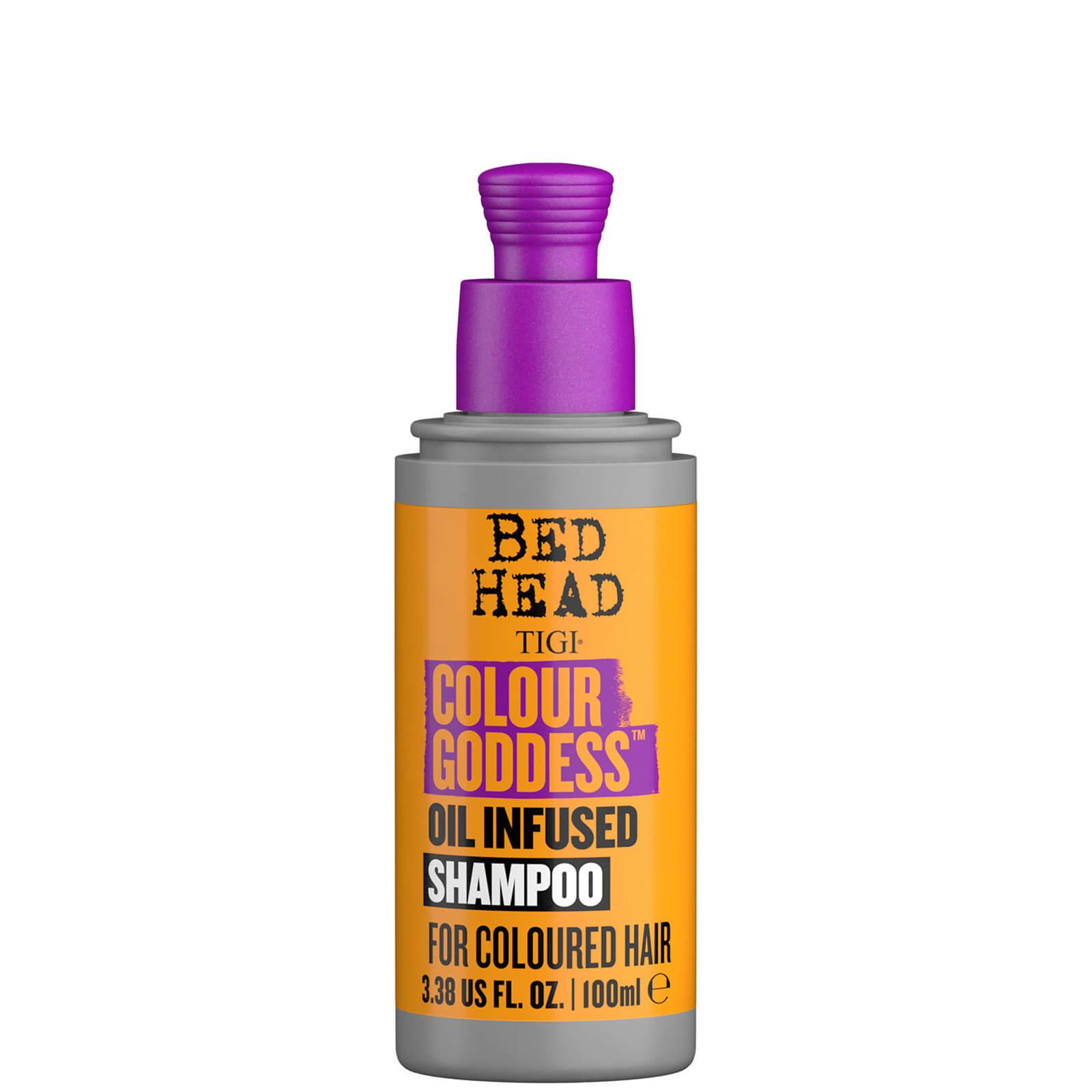 Купить TIGI Bed Head Colour Goddess Travel Size Shampoo for Coloured Hair 100ml