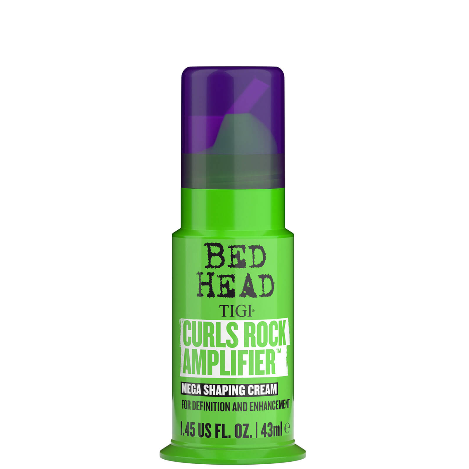 Купить TIGI Bed Head Curls Rock Amplifier Curly Hair Cream Travel Size 43ml