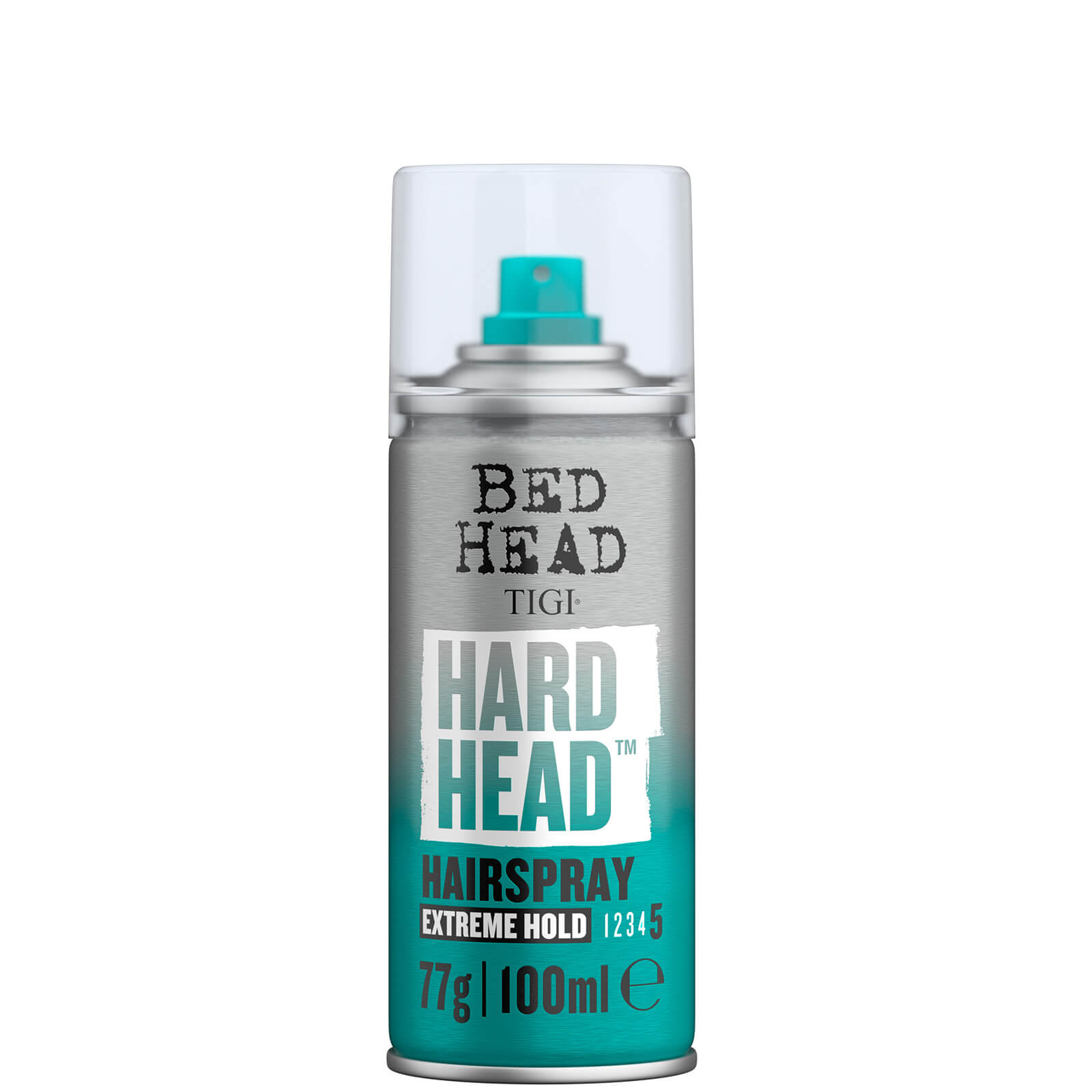 Купить TIGI Bed Head Hard Head Hairspray for Extra Strong Hold Travel Size 100ml