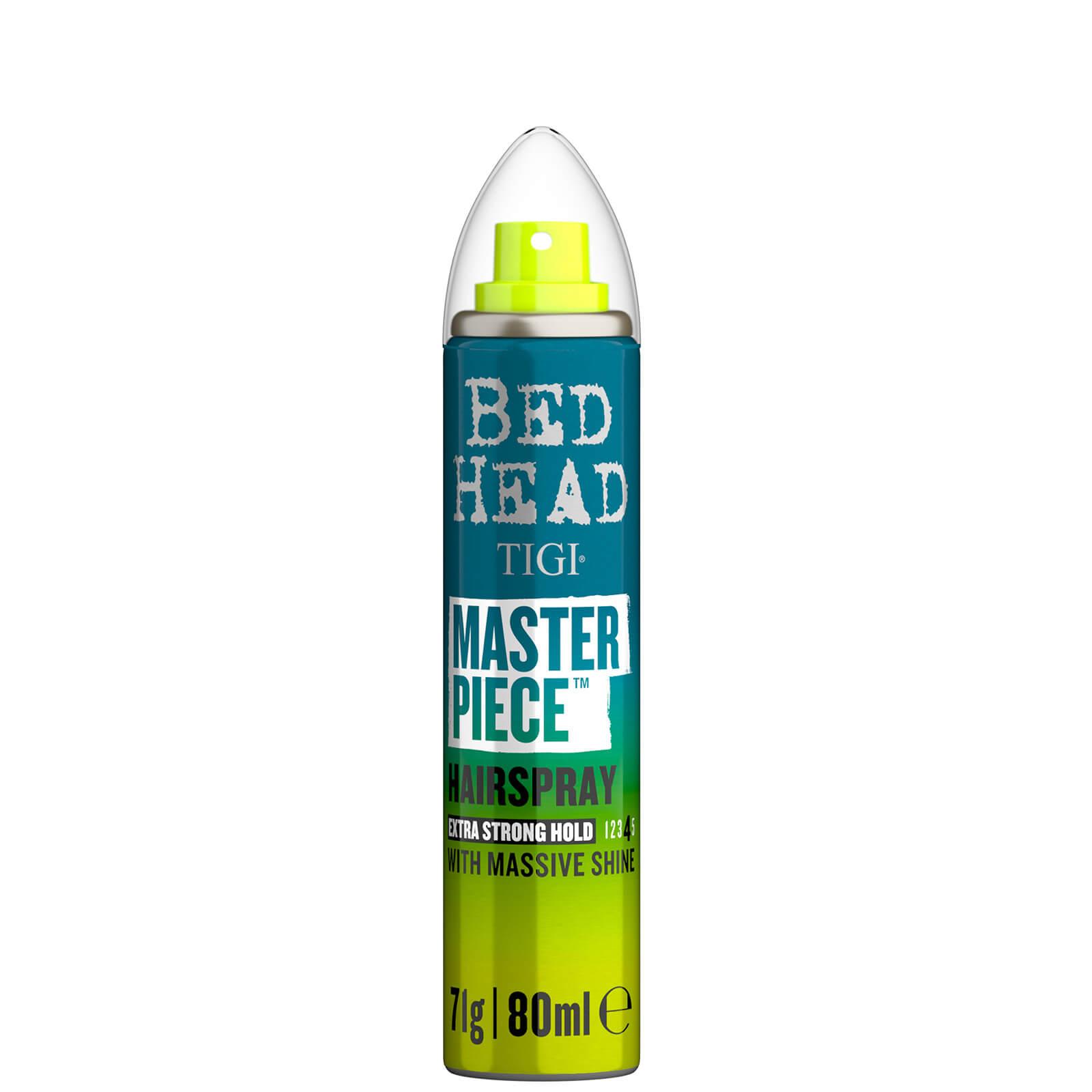 Купить TIGI Bed Head Masterpiece Shiny Hairspray for Strong Hold Travel Size 80ml