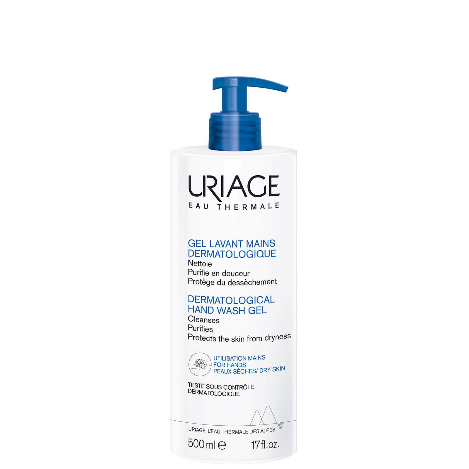 Купить Uriage Дерматологический гель для мытья рук 500 мл