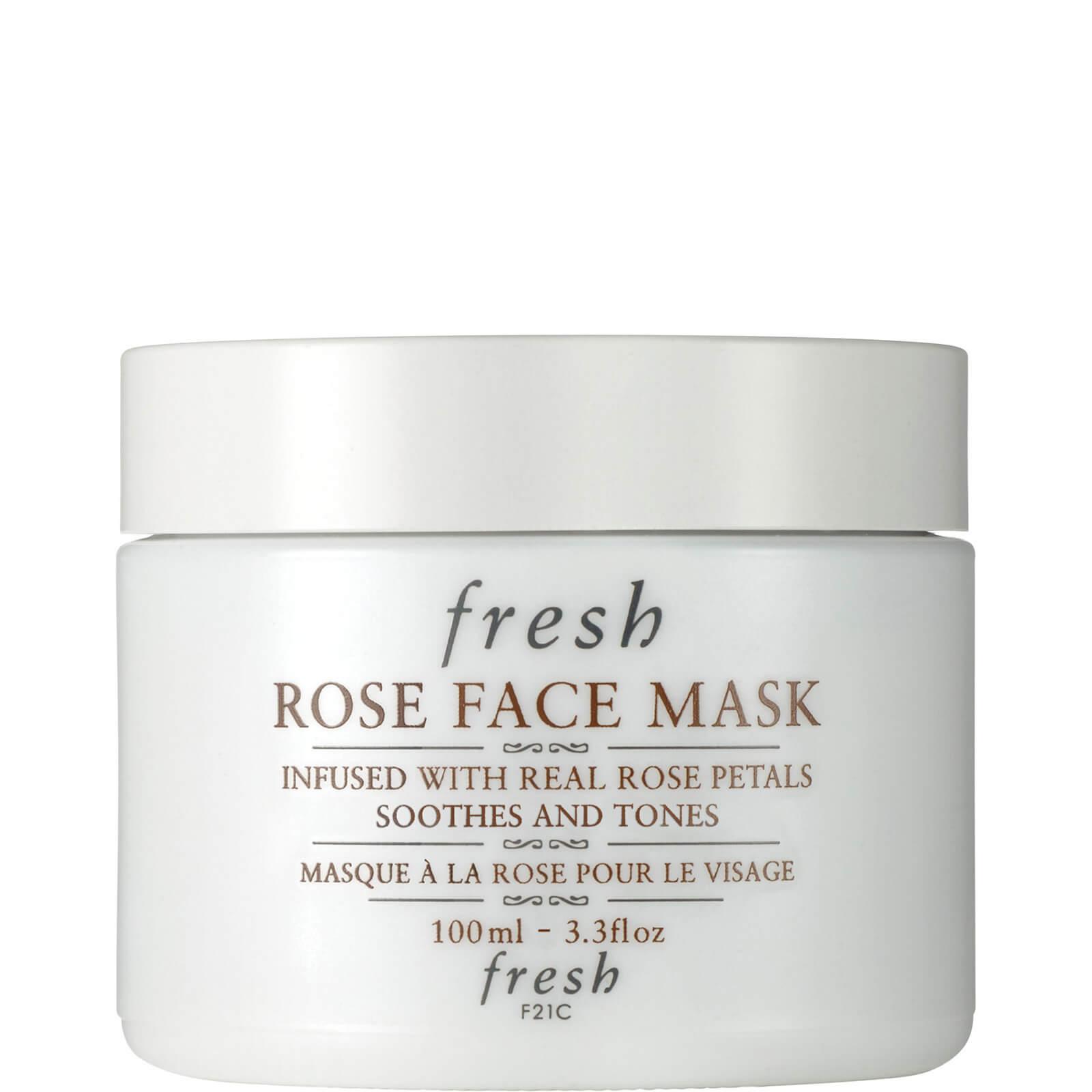 Купить Fresh Rose Face Mask (Various Sizes) - 100ml