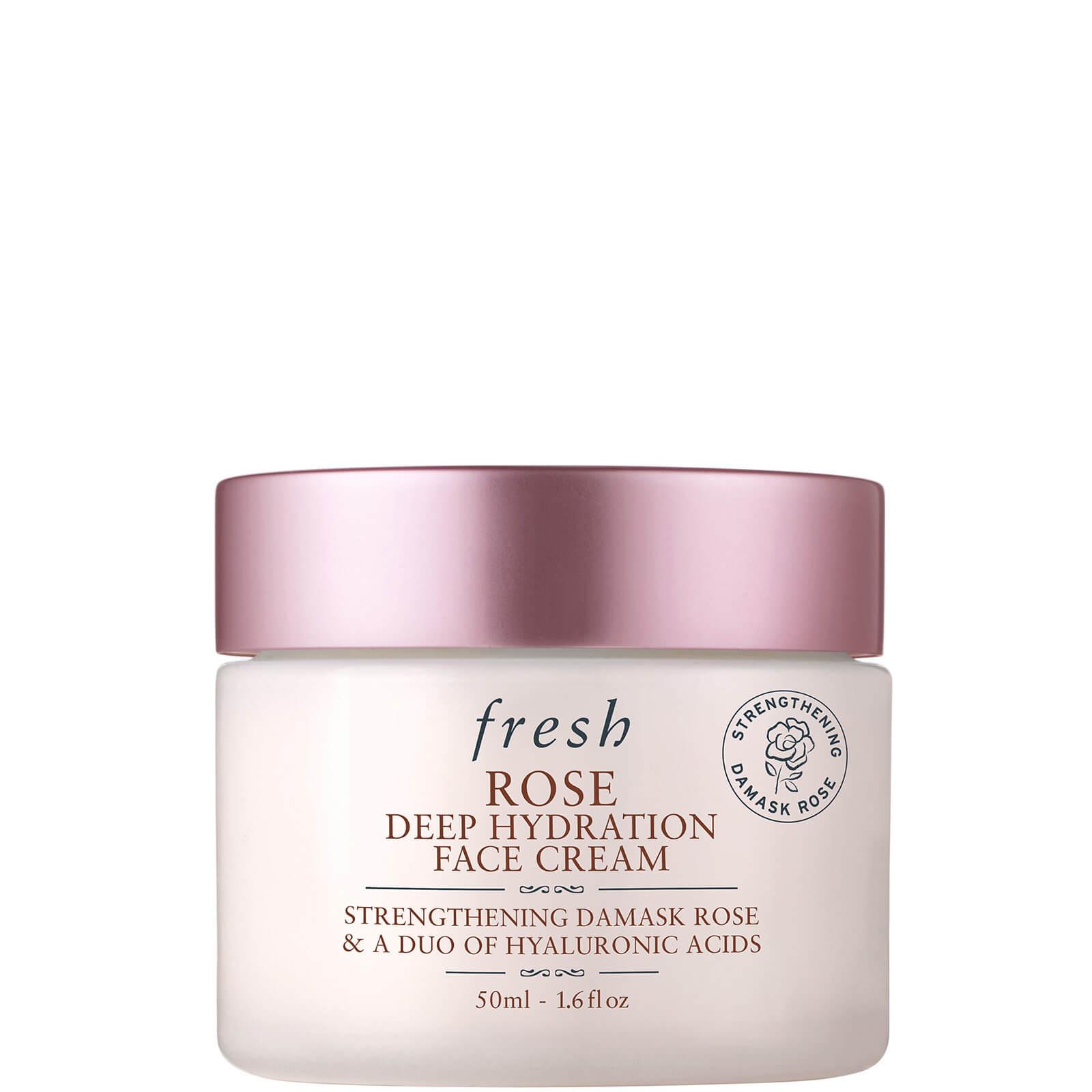 Купить Fresh Rose Deep Hydration Face Cream (Various Sizes) - 50ml
