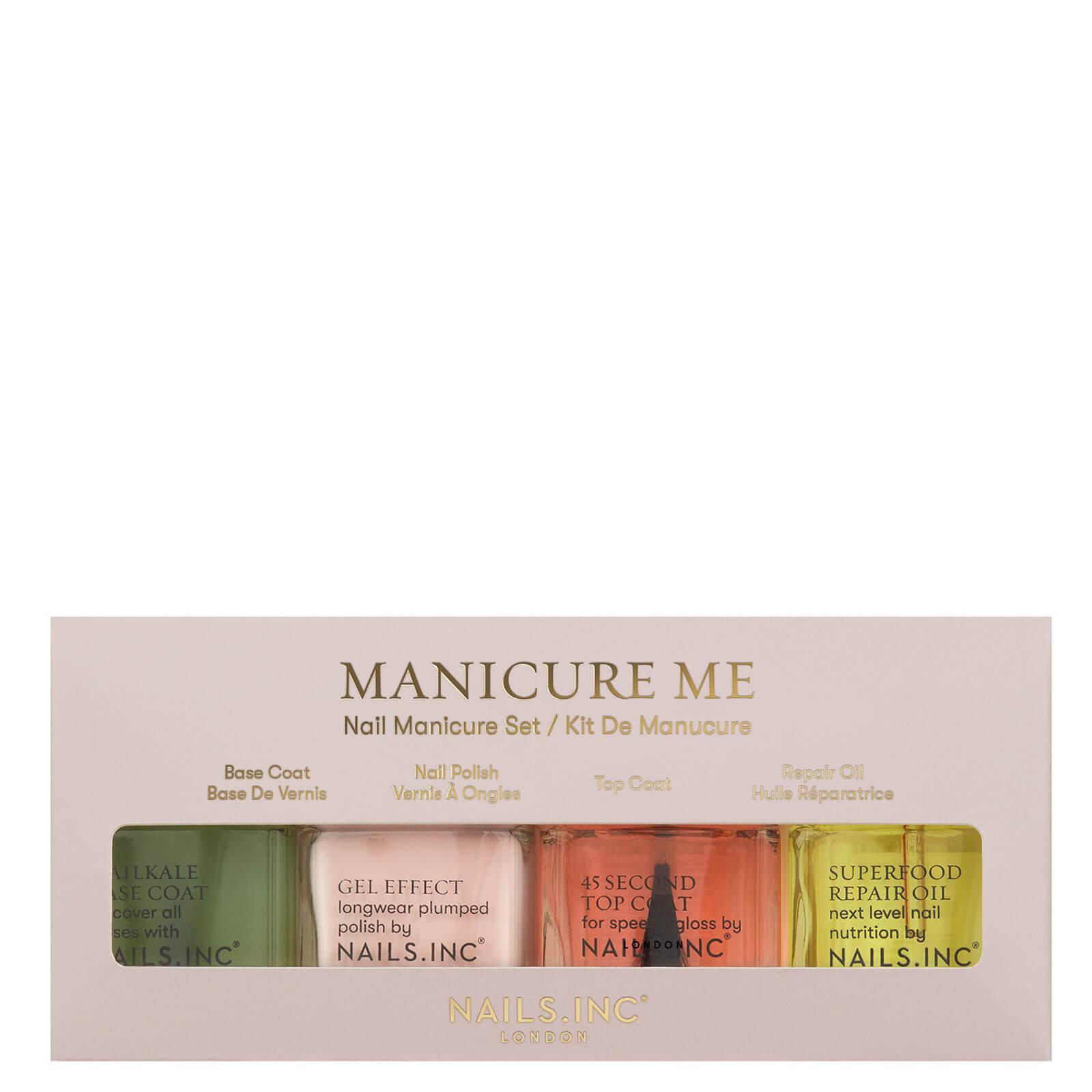 Купить Nails inc. Manicure Me Quad