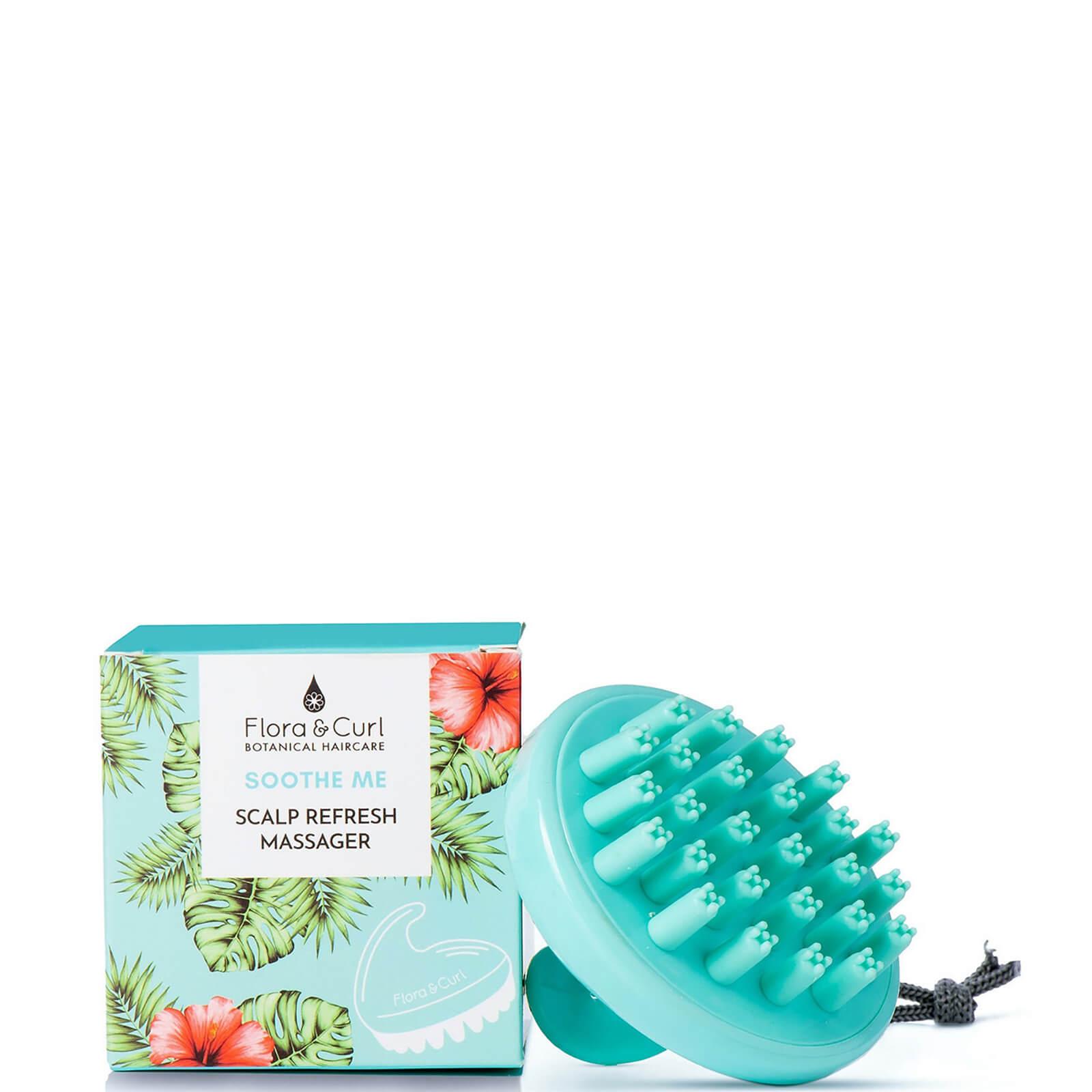Купить Flora & Curl Scalp Refresh Massager