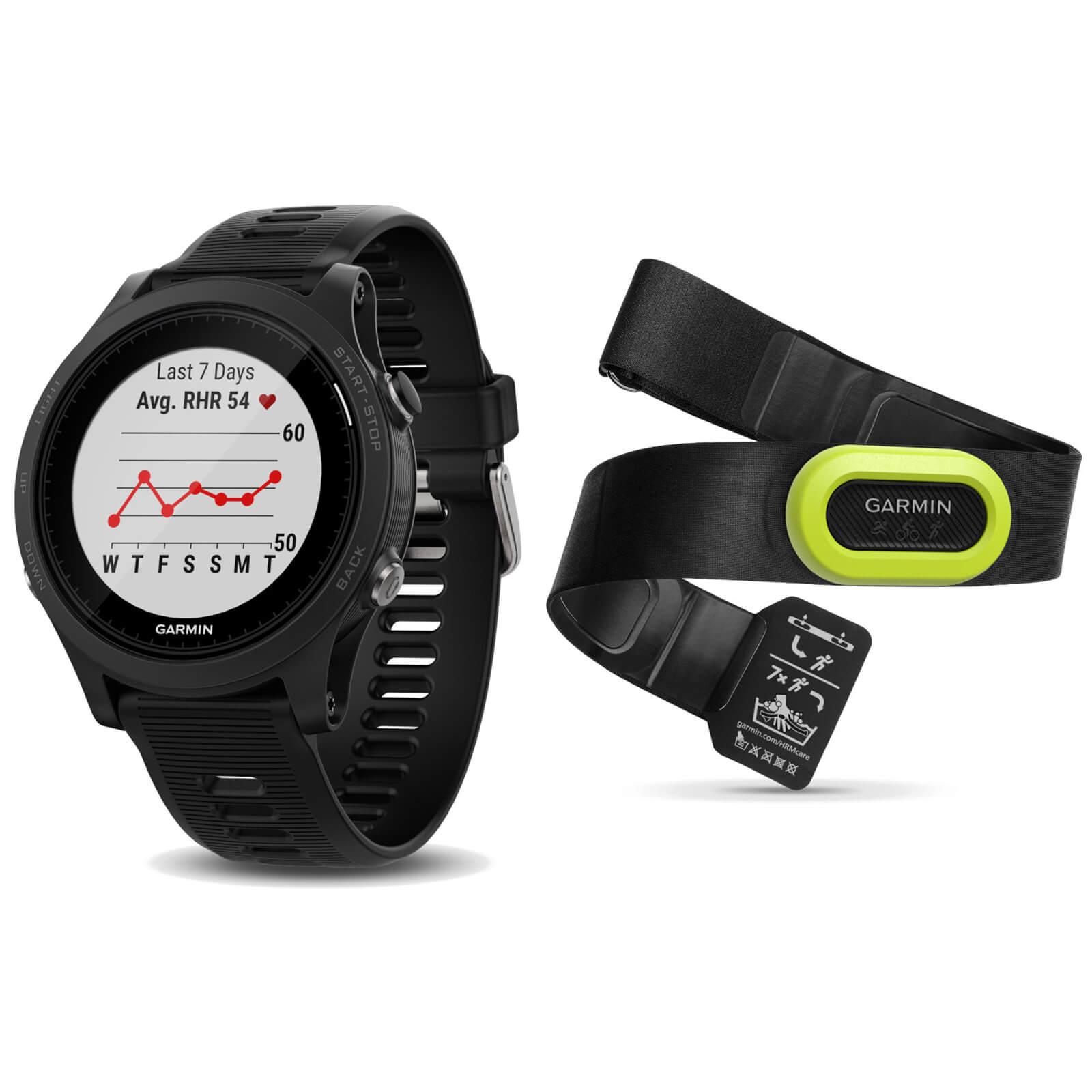 Garmin Forerunner 935 GPS Multisport Watch/HRM-Pro Heart Rate Monitor Bundle