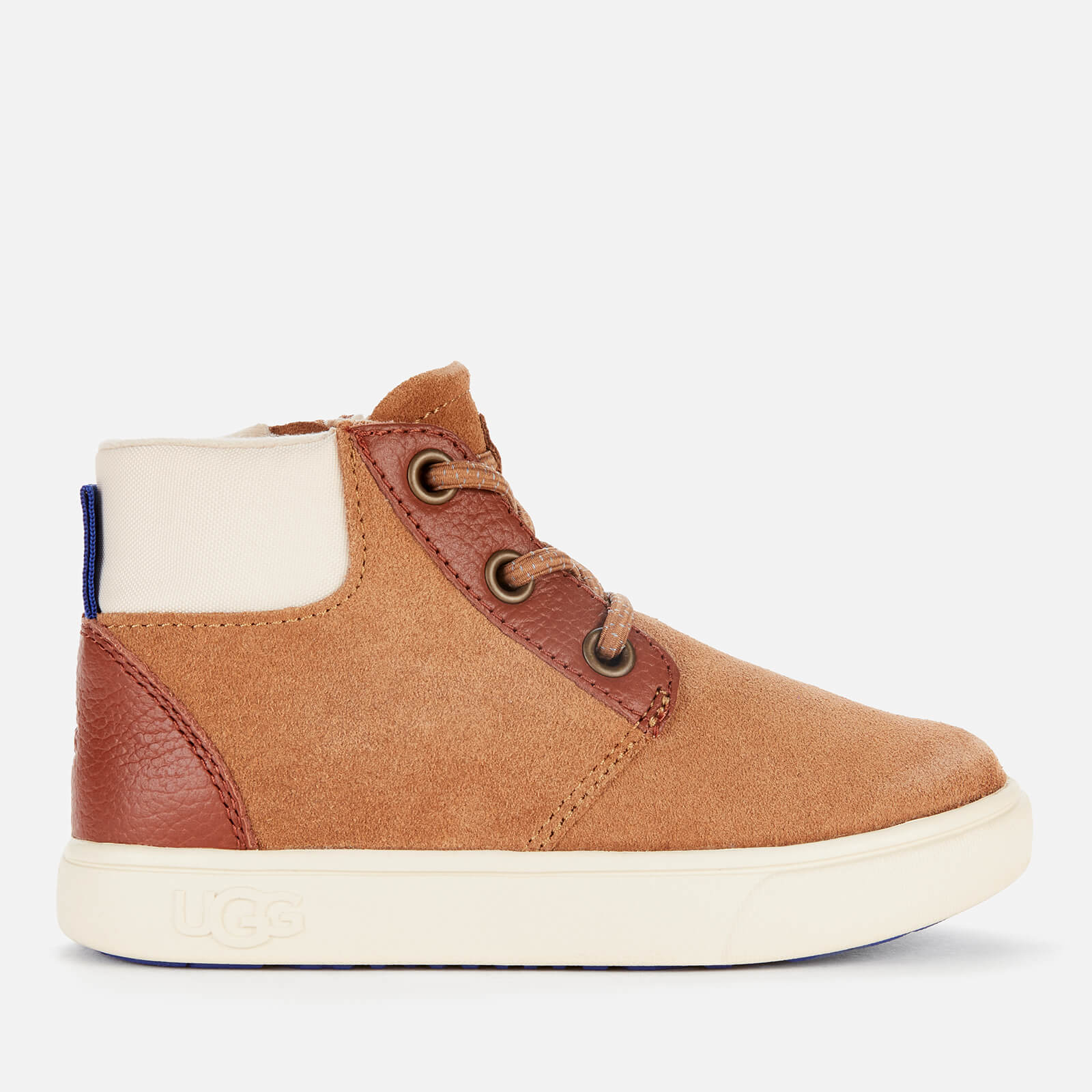 UGG Toddlers' JAYES High Top Sneakers- Chestnut - UK 5 Toddler