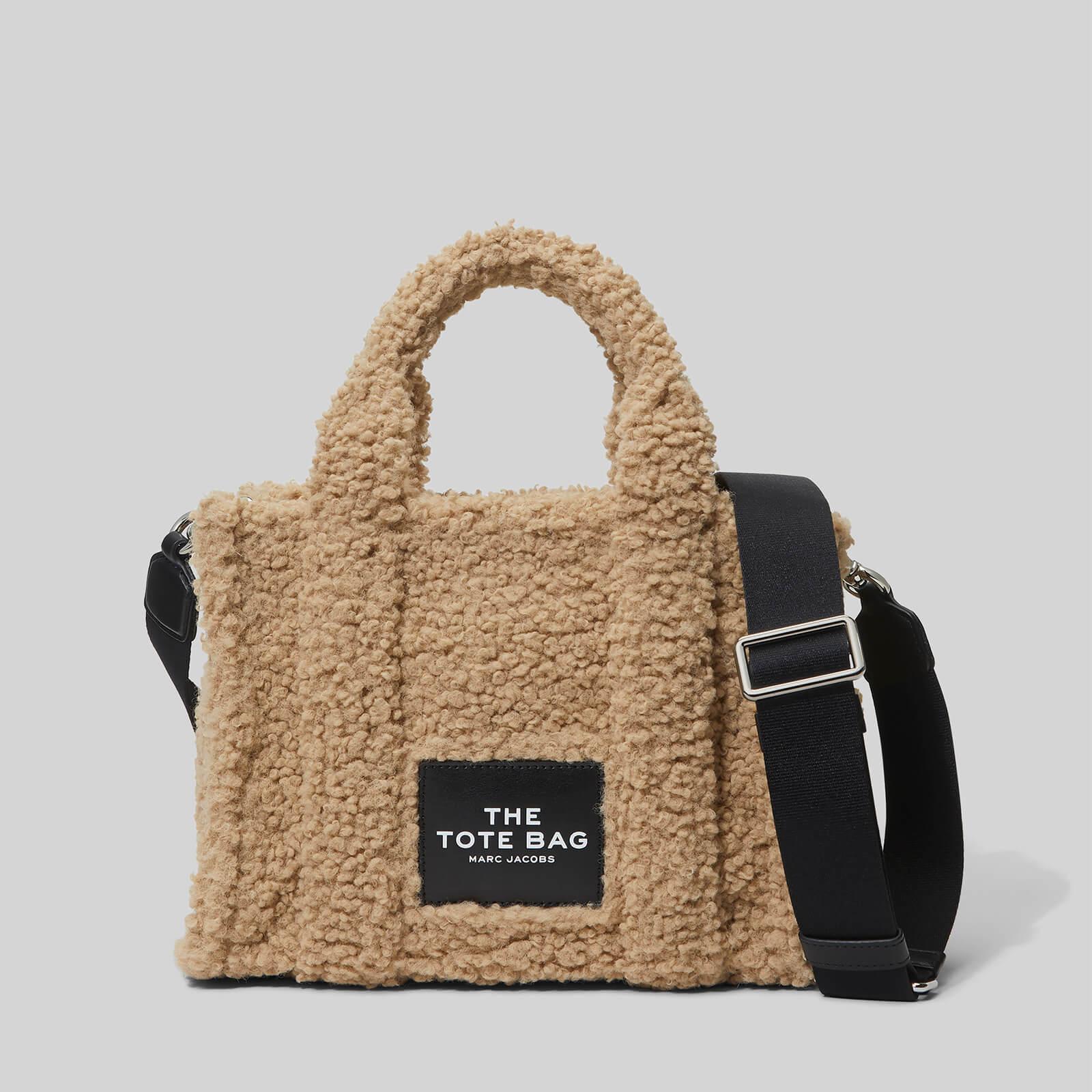 Marc Jacobs Women's The Mini Teddy Tote Bag - Beige